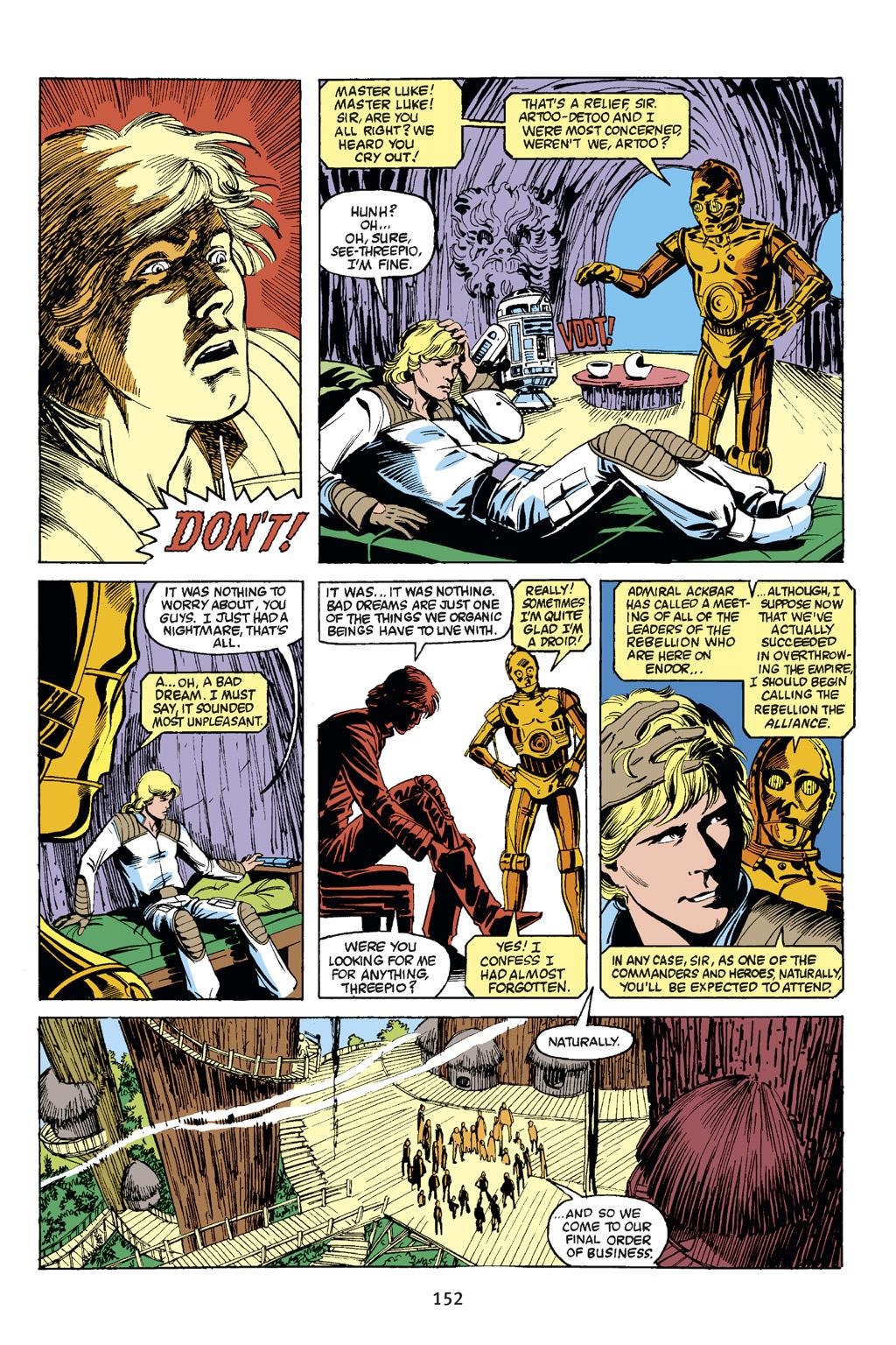 Read online Star Wars Omnibus comic -  Issue # Vol. 21 - 145