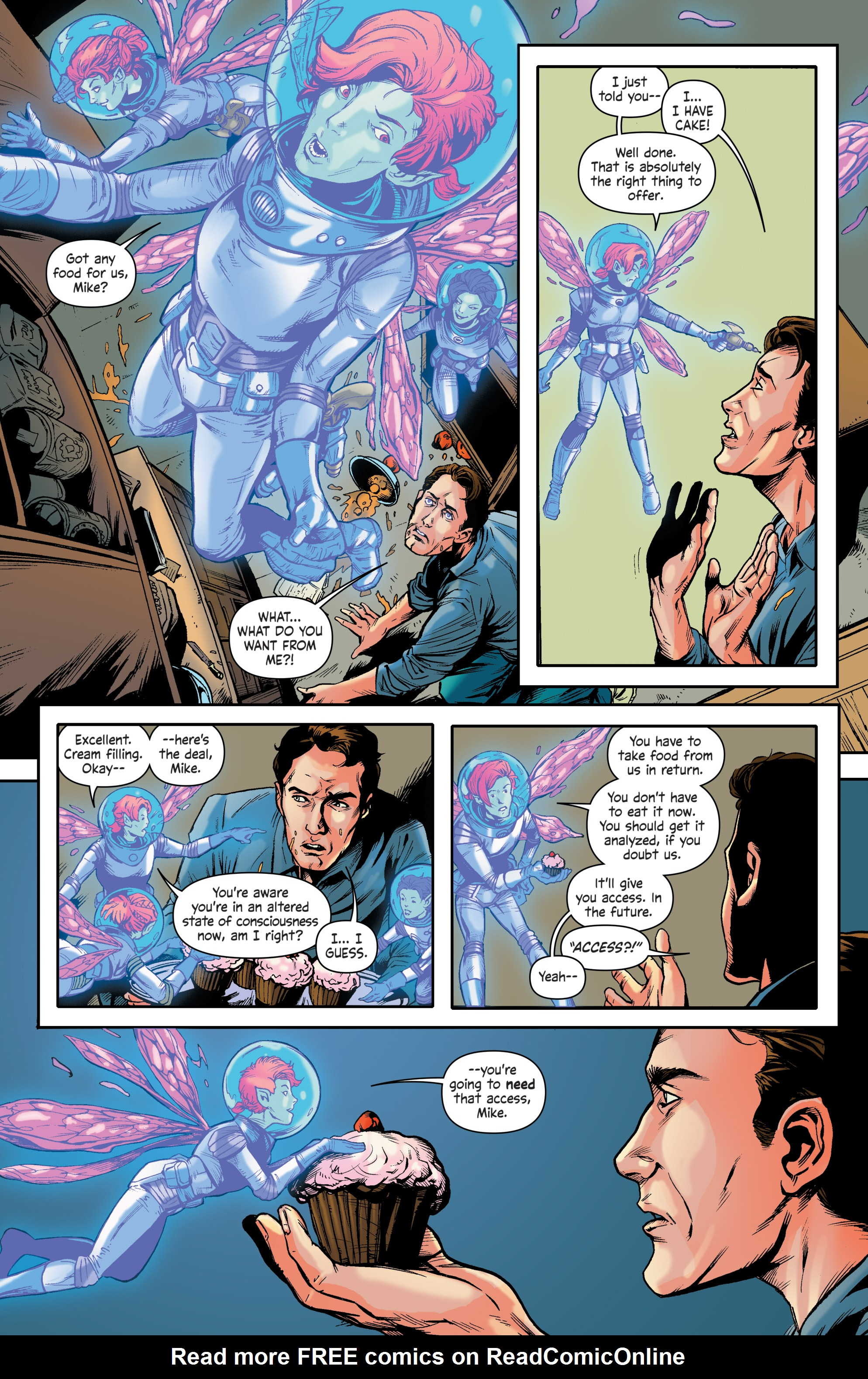Read online Saucer State comic -  Issue #1 - 18
