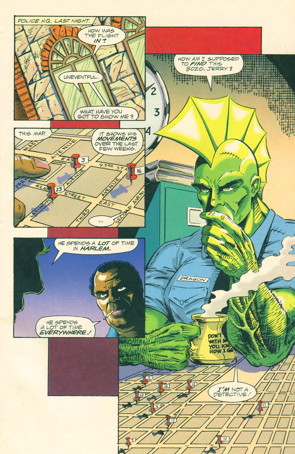 Read online ShadowHawk comic -  Issue #4 - 4