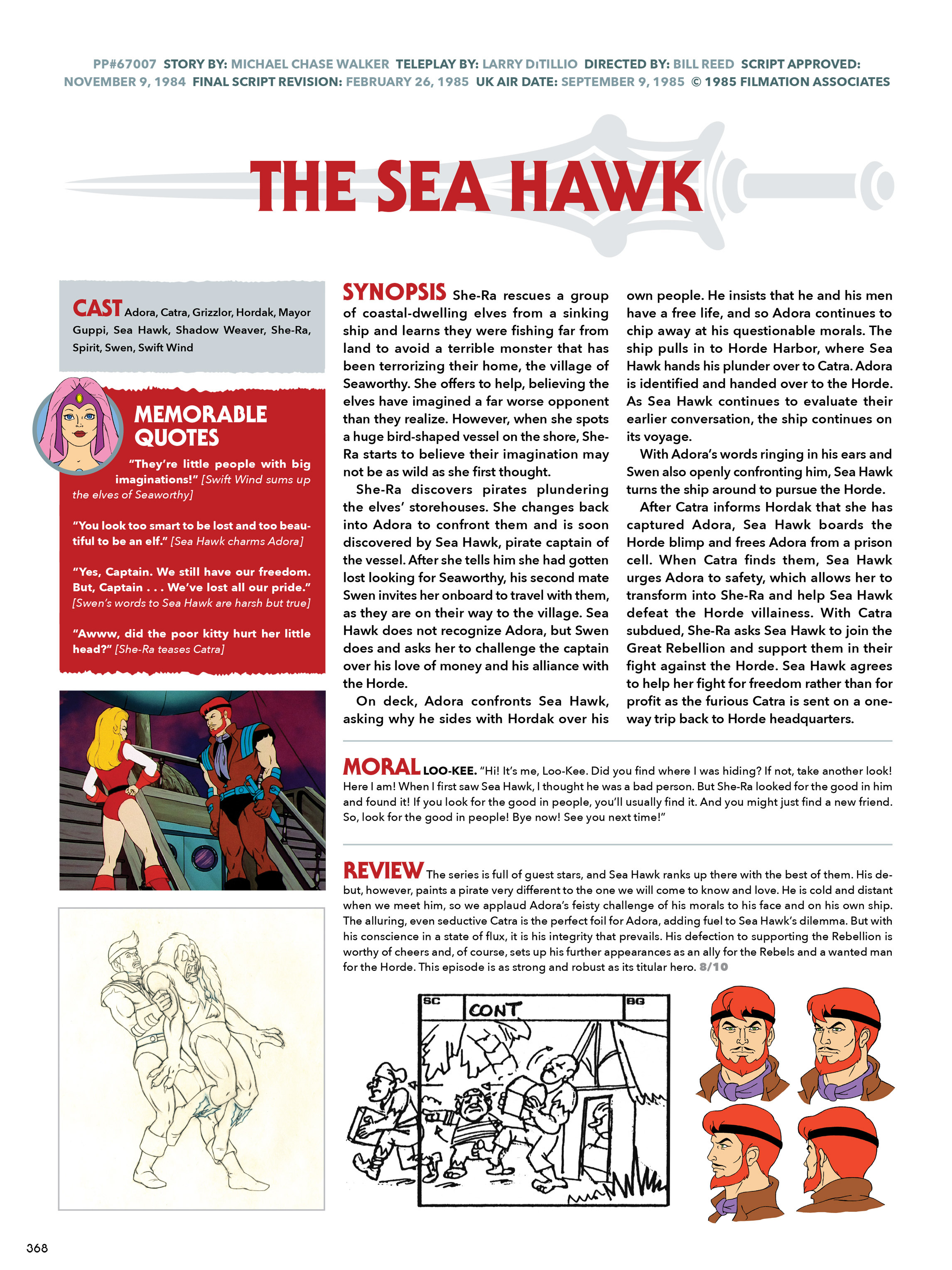 Read online He-Man and She-Ra: A Complete Guide to the Classic Animated Adventures comic -  Issue # TPB (Part 2) - 169