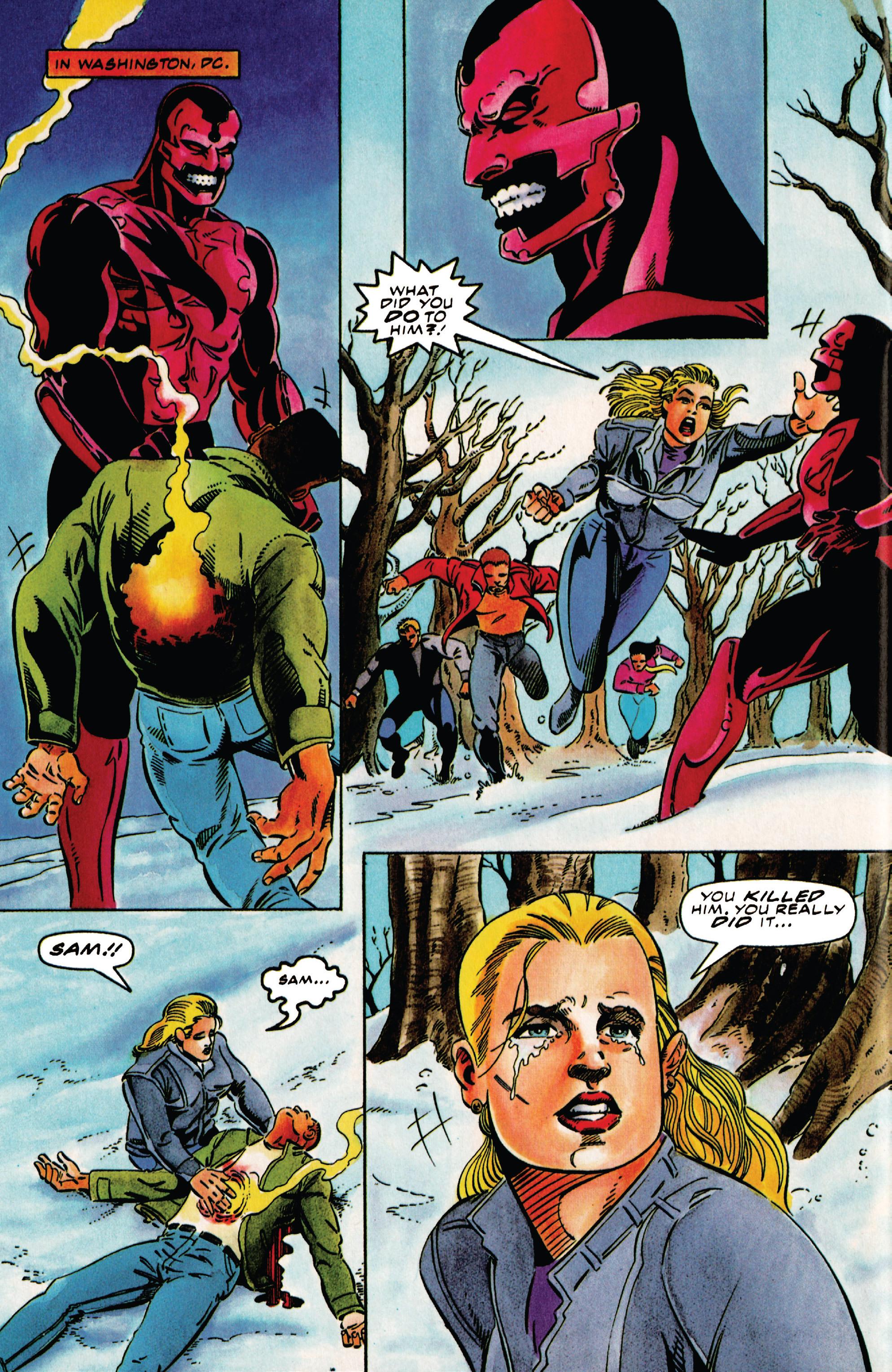 Read online Harbinger (1992) comic -  Issue #41 - 15