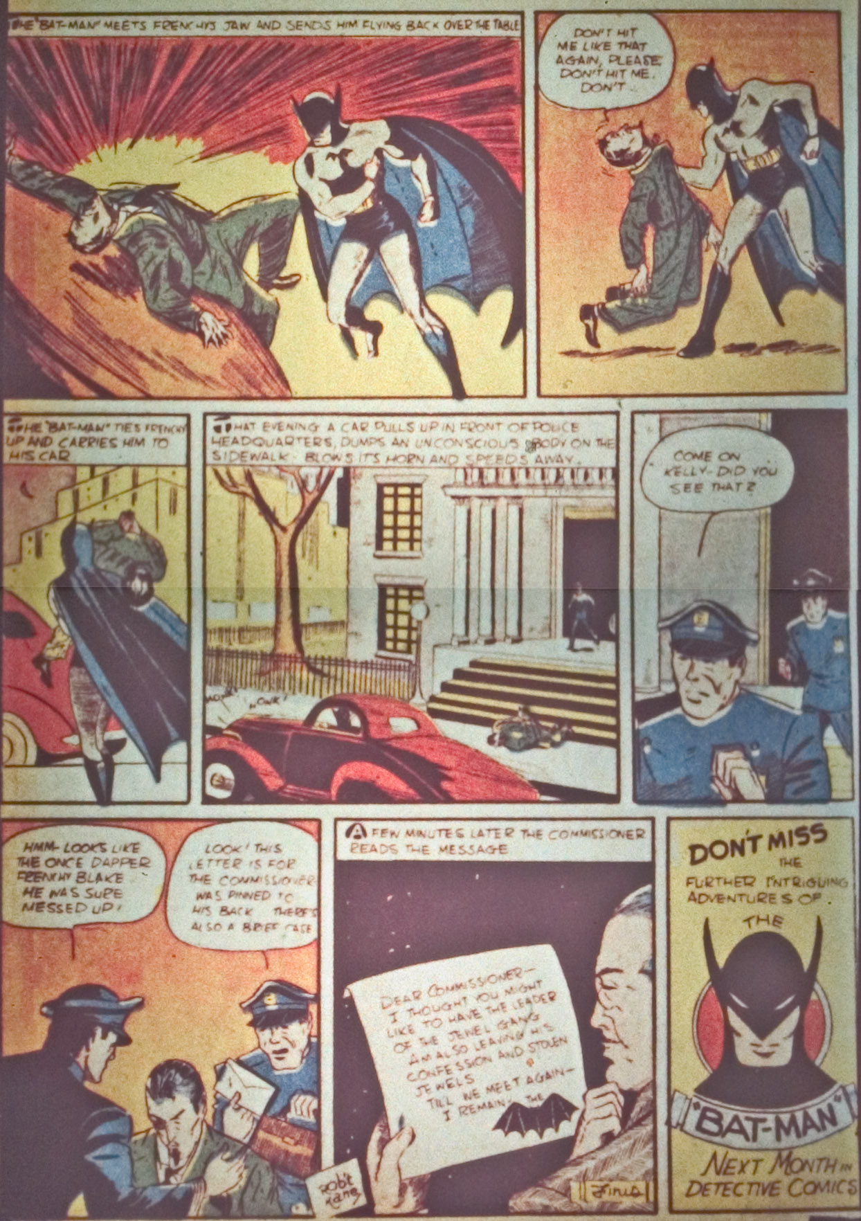 Detective Comics (1937) 28 Page 7