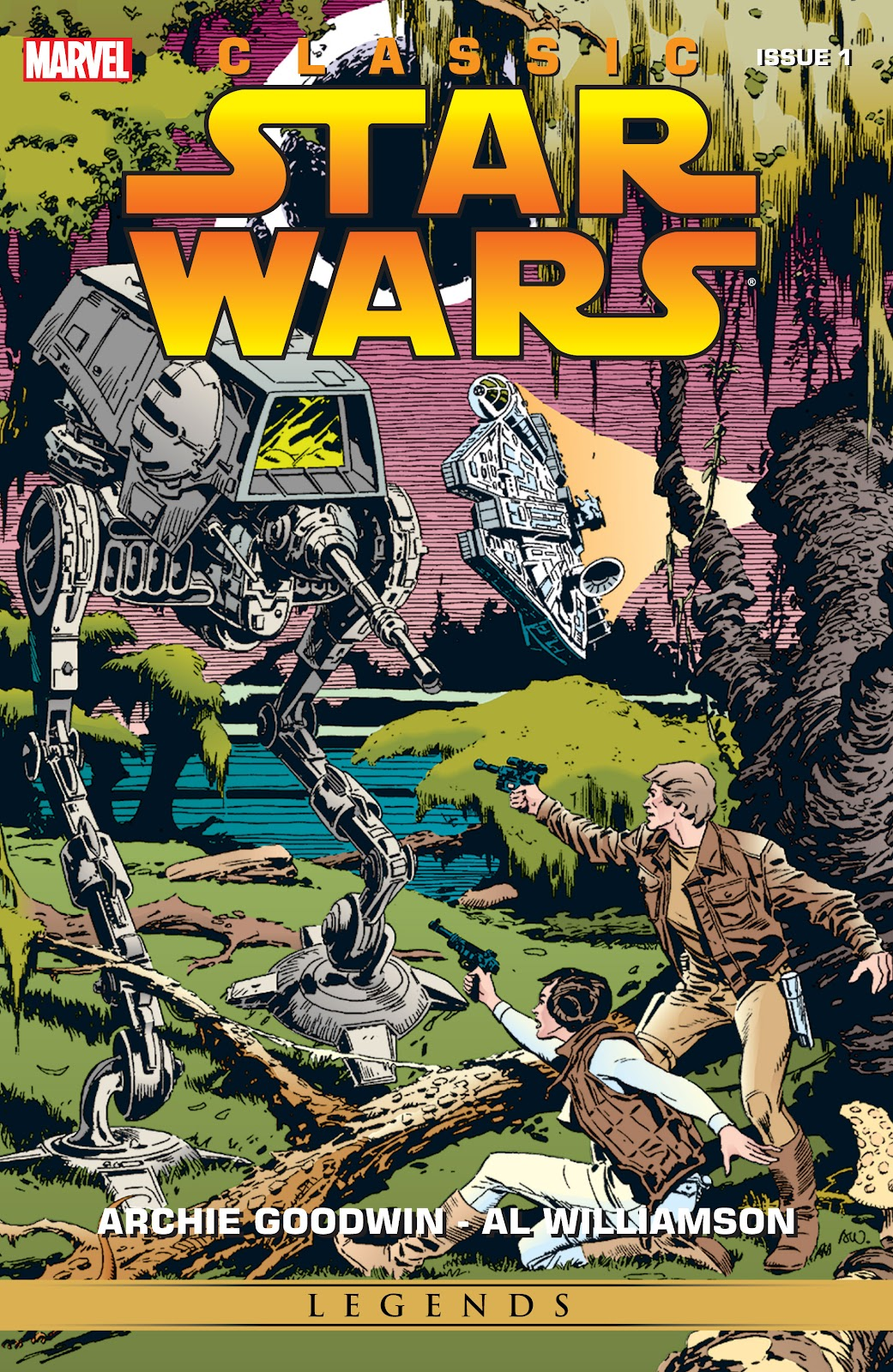 Read online Star Wars Legends: The Newspaper Strips - Epic Collection comic -  Issue # TPB (Part 4) - 81