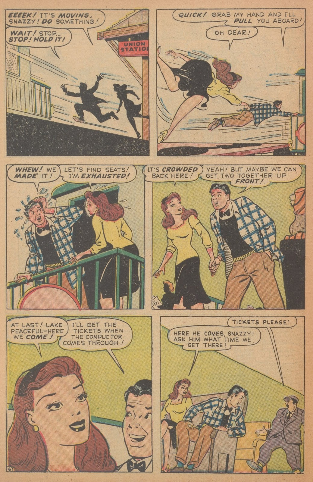 Read online Nellie The Nurse (1945) comic -  Issue #18 - 46