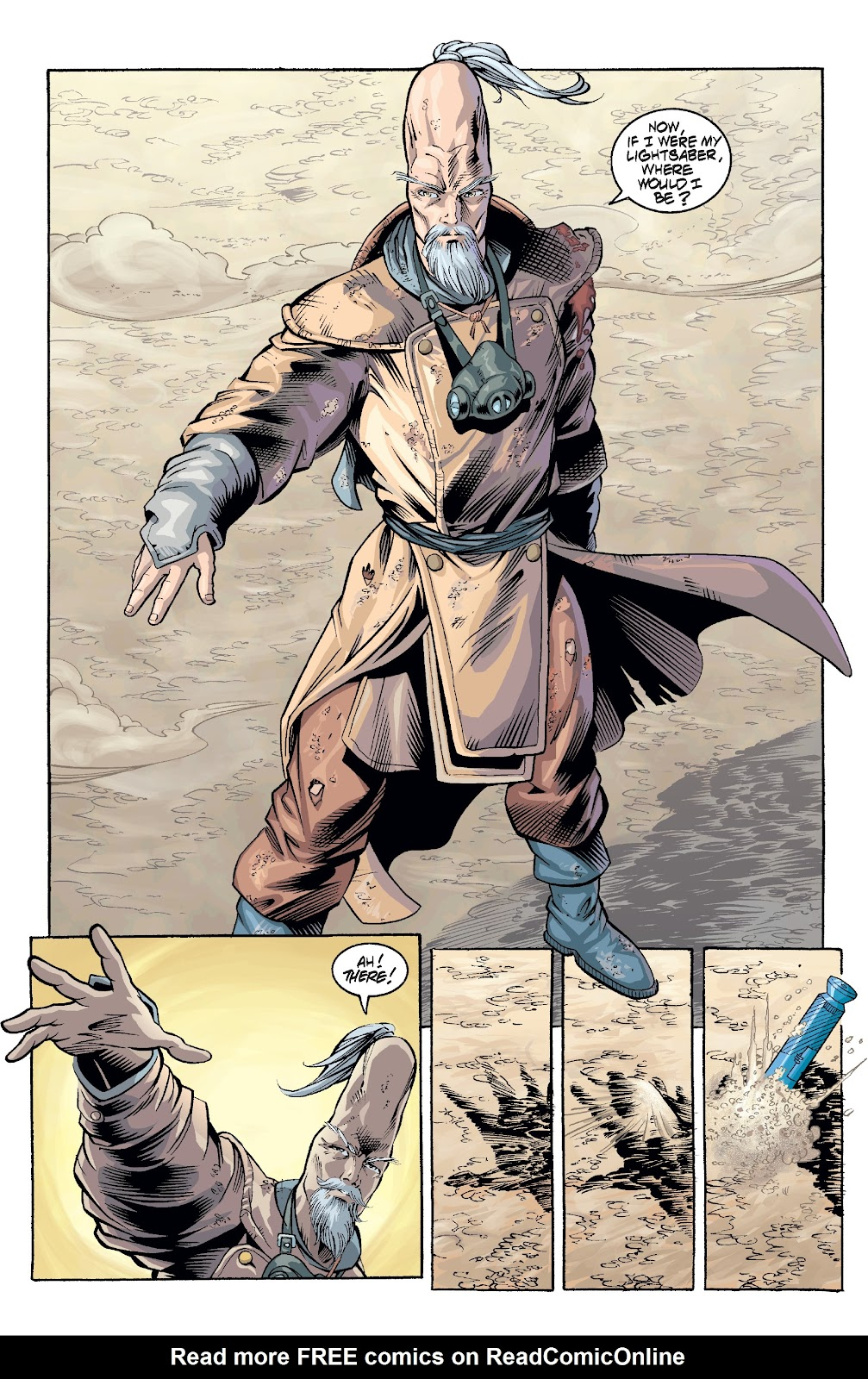 Read online Star Wars Legends Epic Collection: The Menace Revealed comic -  Issue # TPB (Part 2) - 52
