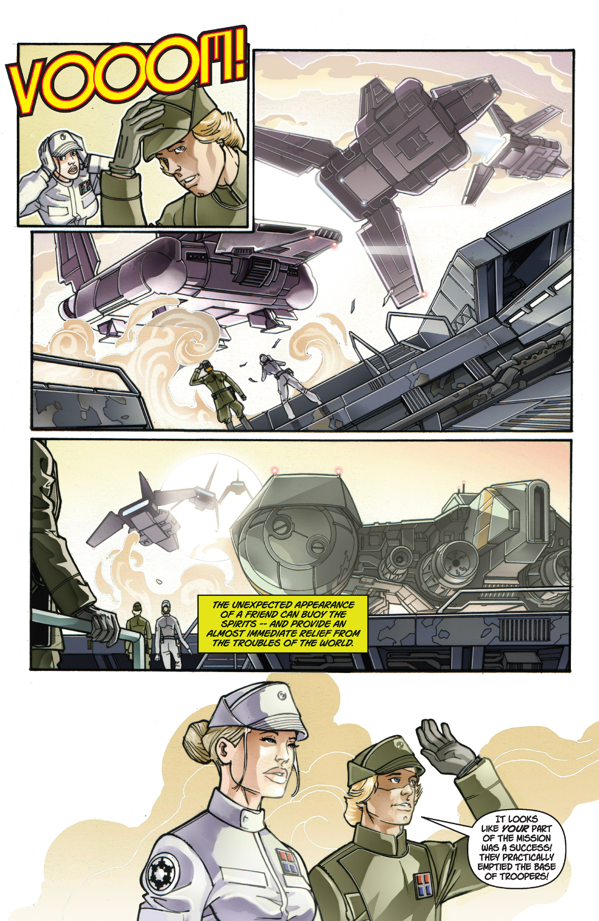 Read online Star Wars Omnibus comic -  Issue # Vol. 22 - 266