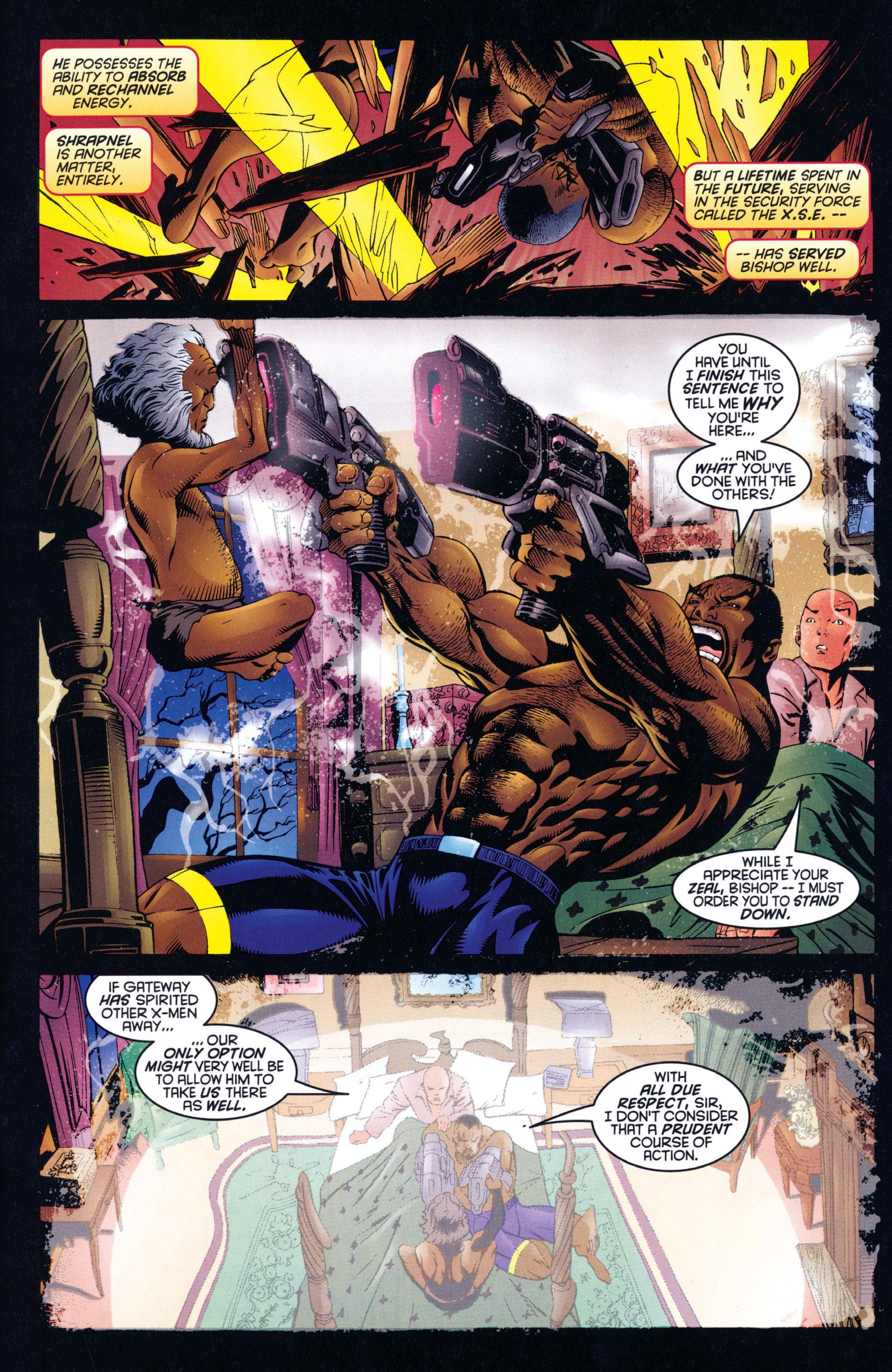 X-Men (1991) 50 Page 9