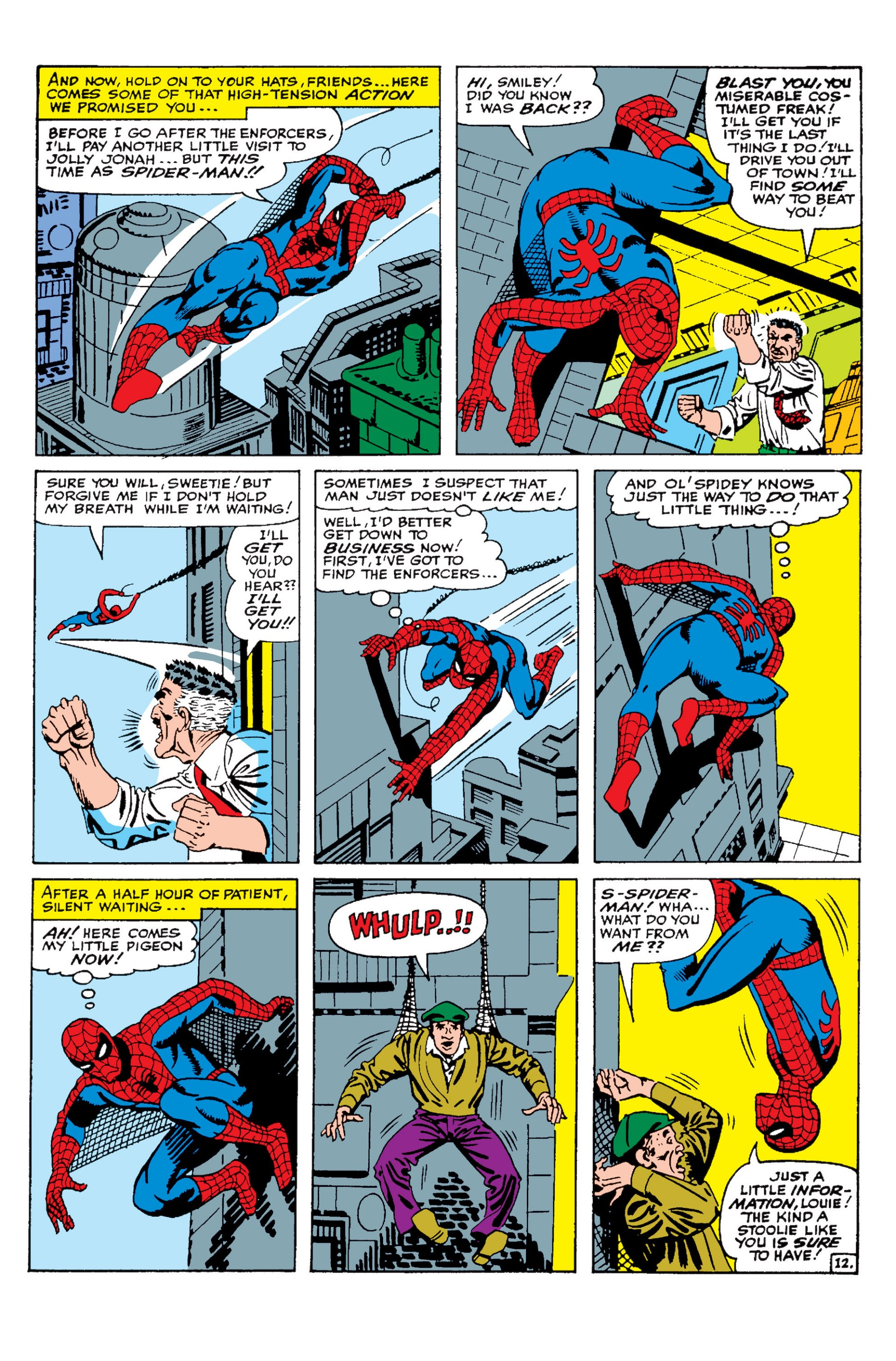 The Amazing Spider-Man (1963) 19 Page 12