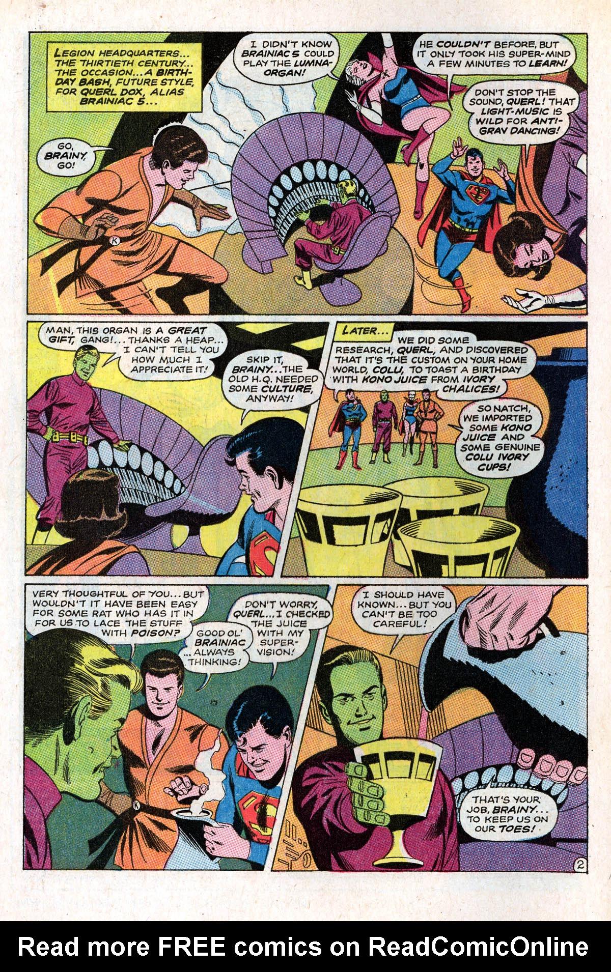 Read online Adventure Comics (1938) comic -  Issue #378 - 4