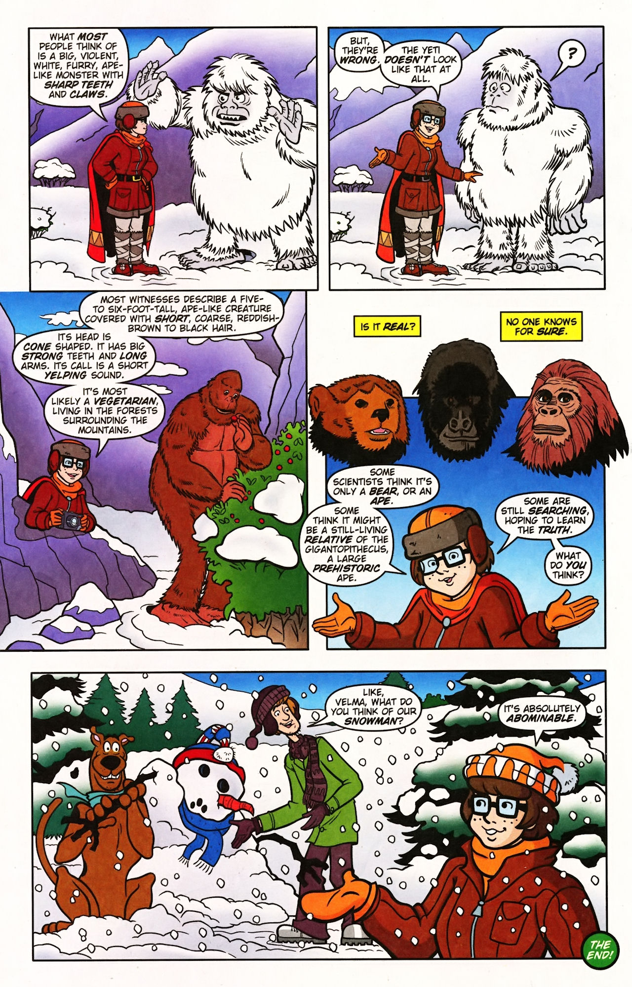Read online Scooby-Doo (1997) comic -  Issue #139 - 13