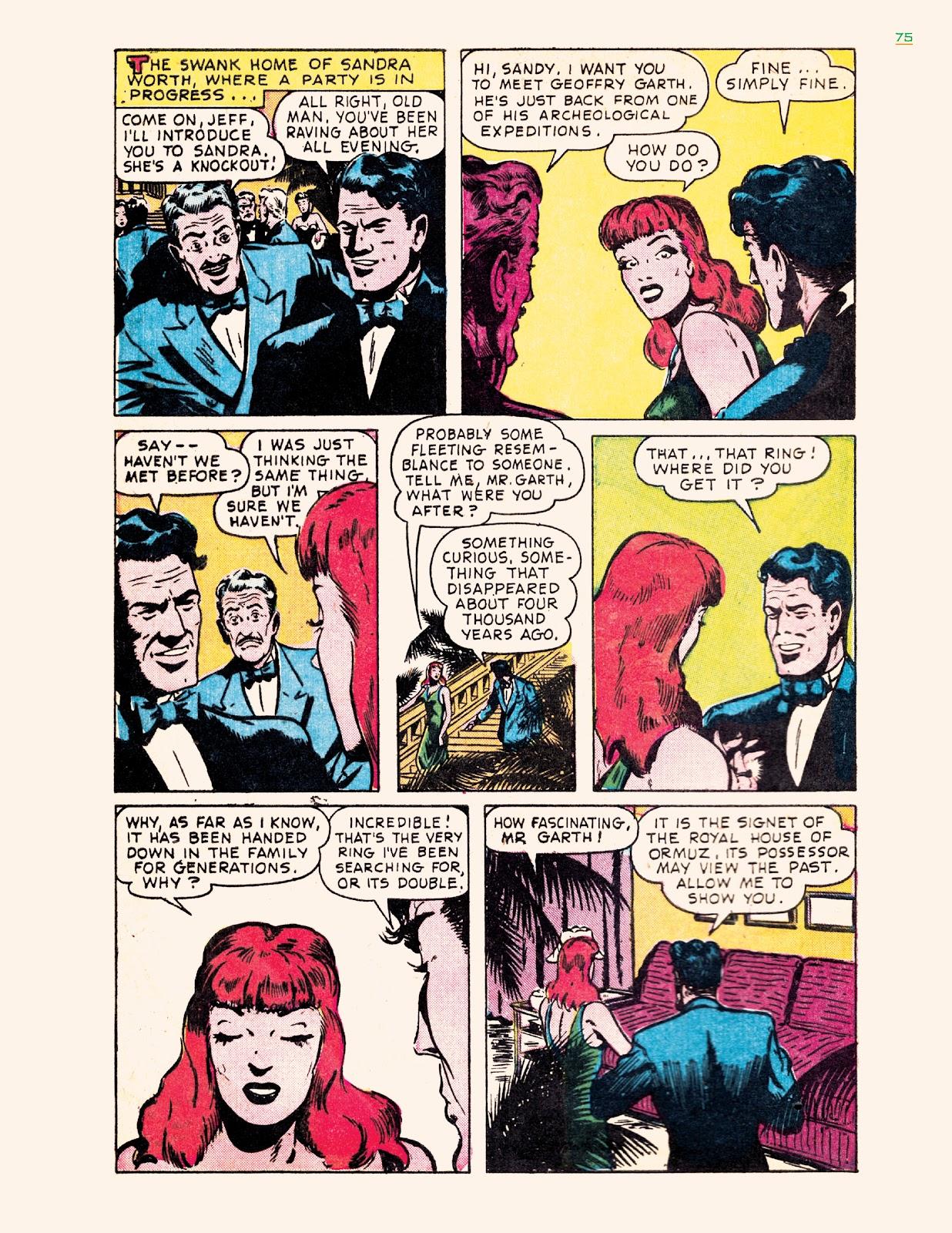 Read online Jungle Girls comic -  Issue # TPB (Part 1) - 75
