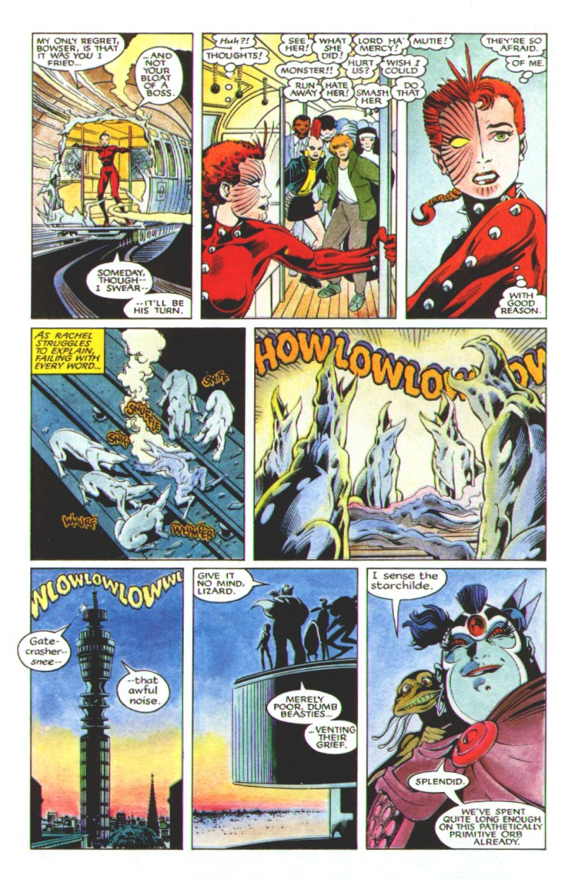 Read online Excalibur: The Sword is Drawn comic -  Issue # Full - 31