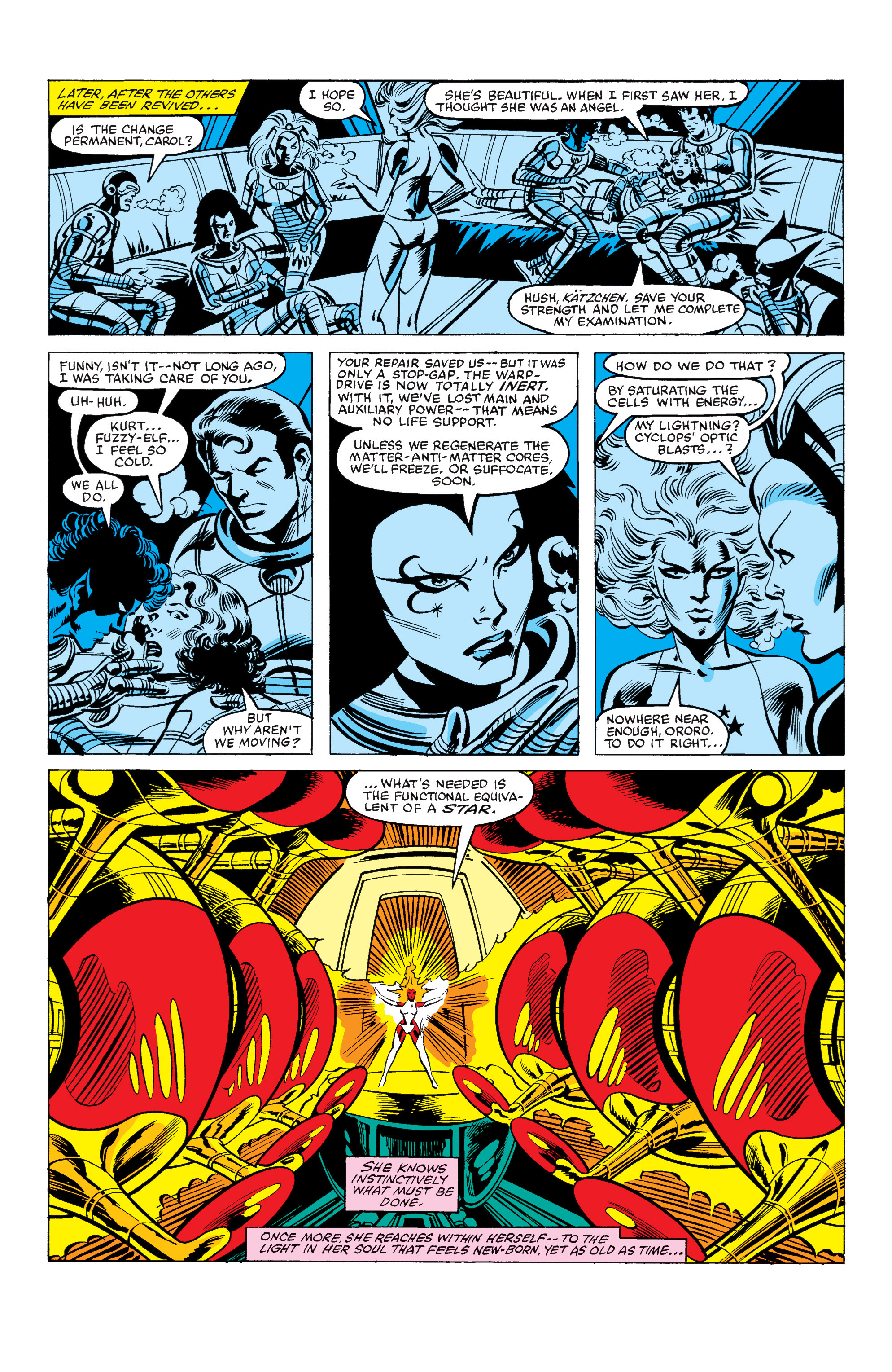 Read online Uncanny X-Men (1963) comic -  Issue #164 - 14