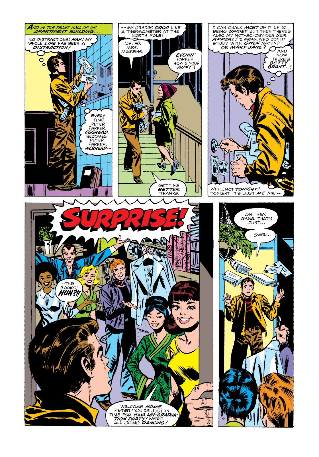 Read online Marvel Masterworks: The Spectacular Spider-Man comic -  Issue # TPB 2 (Part 2) - 59