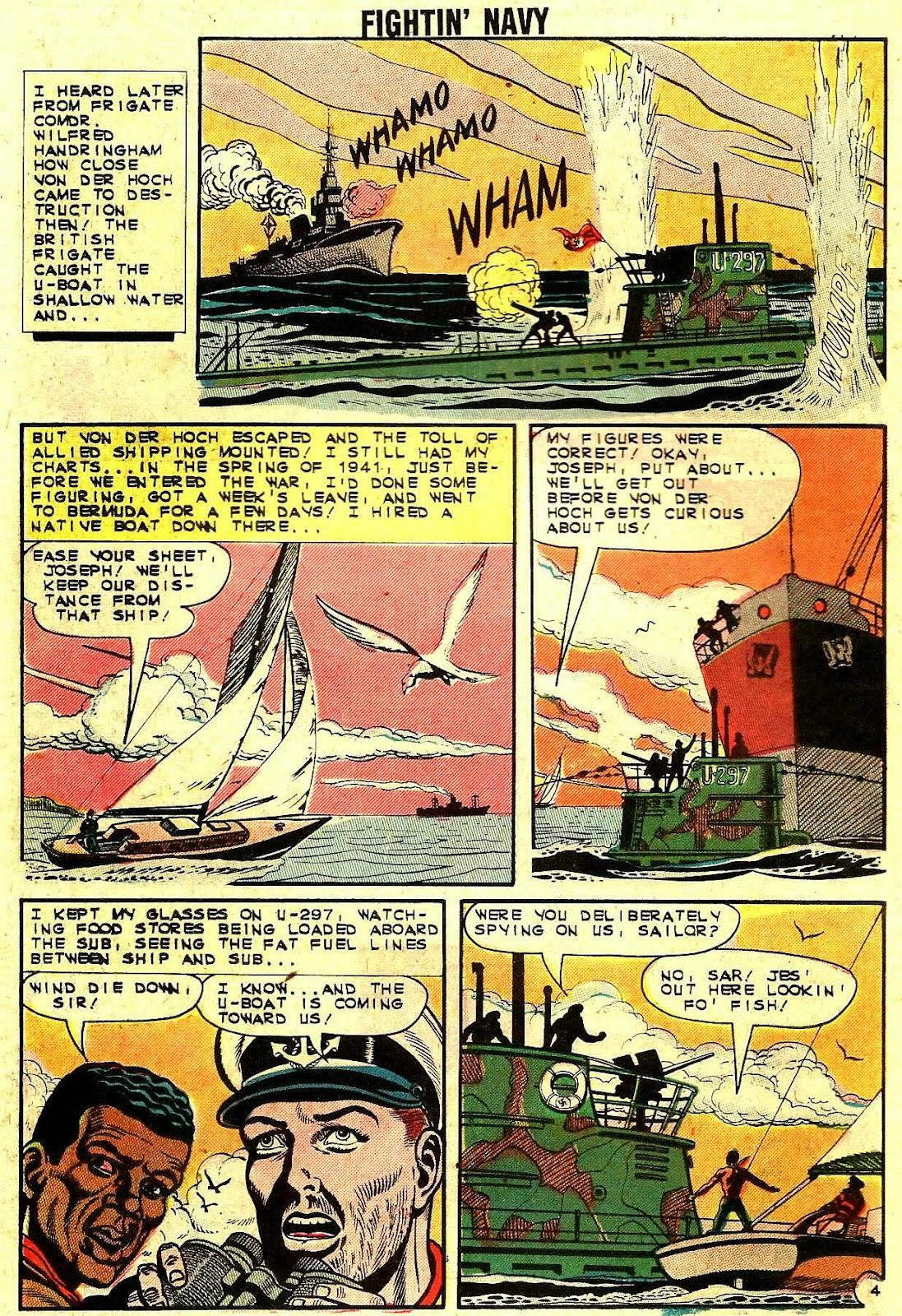Read online Fightin' Navy comic -  Issue #109 - 26