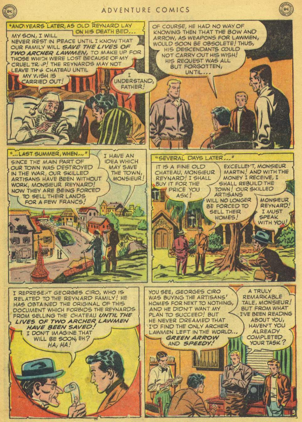 Read online Adventure Comics (1938) comic -  Issue #162 - 46