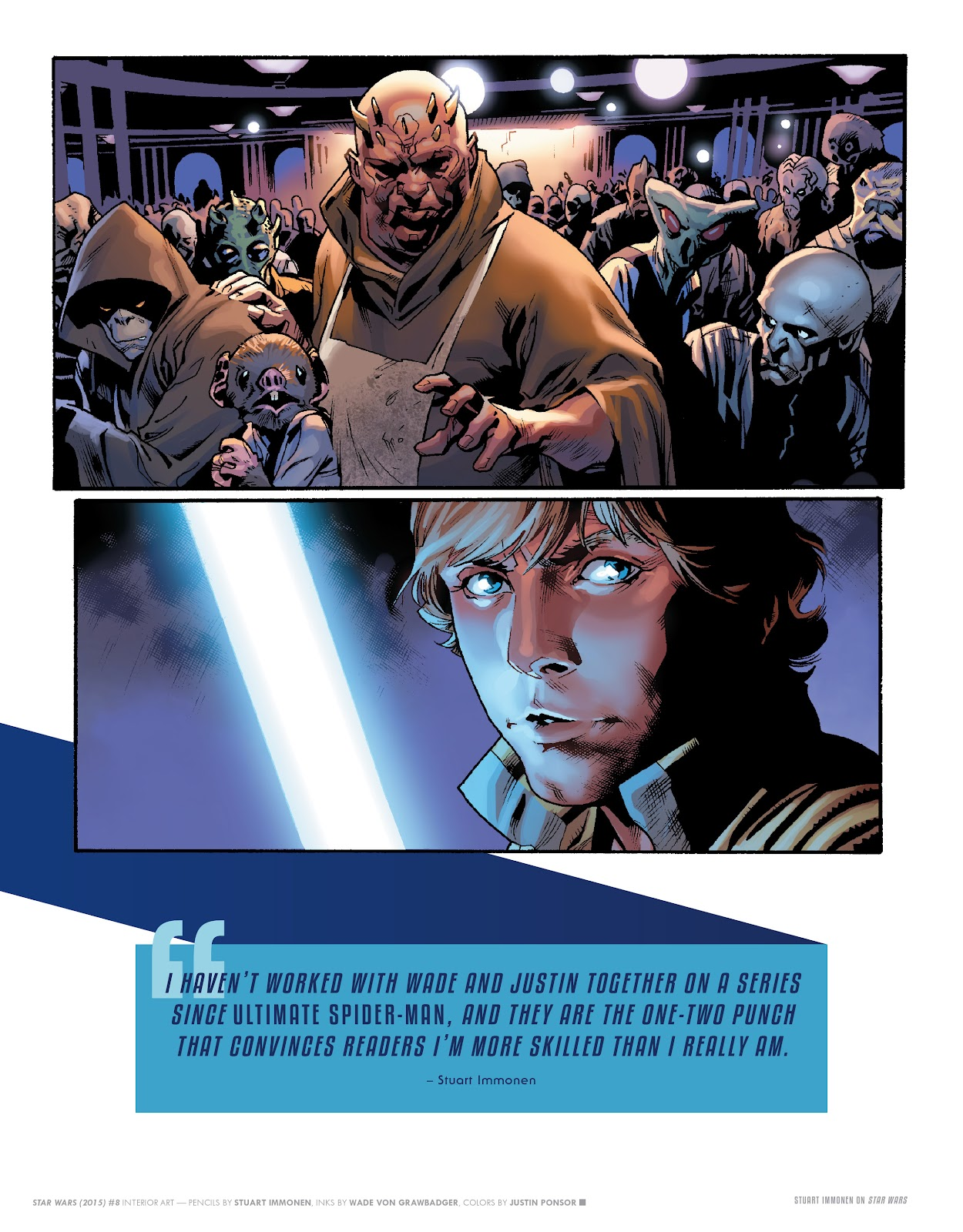 Read online The Marvel Art of Star Wars comic -  Issue # TPB (Part 1) - 44