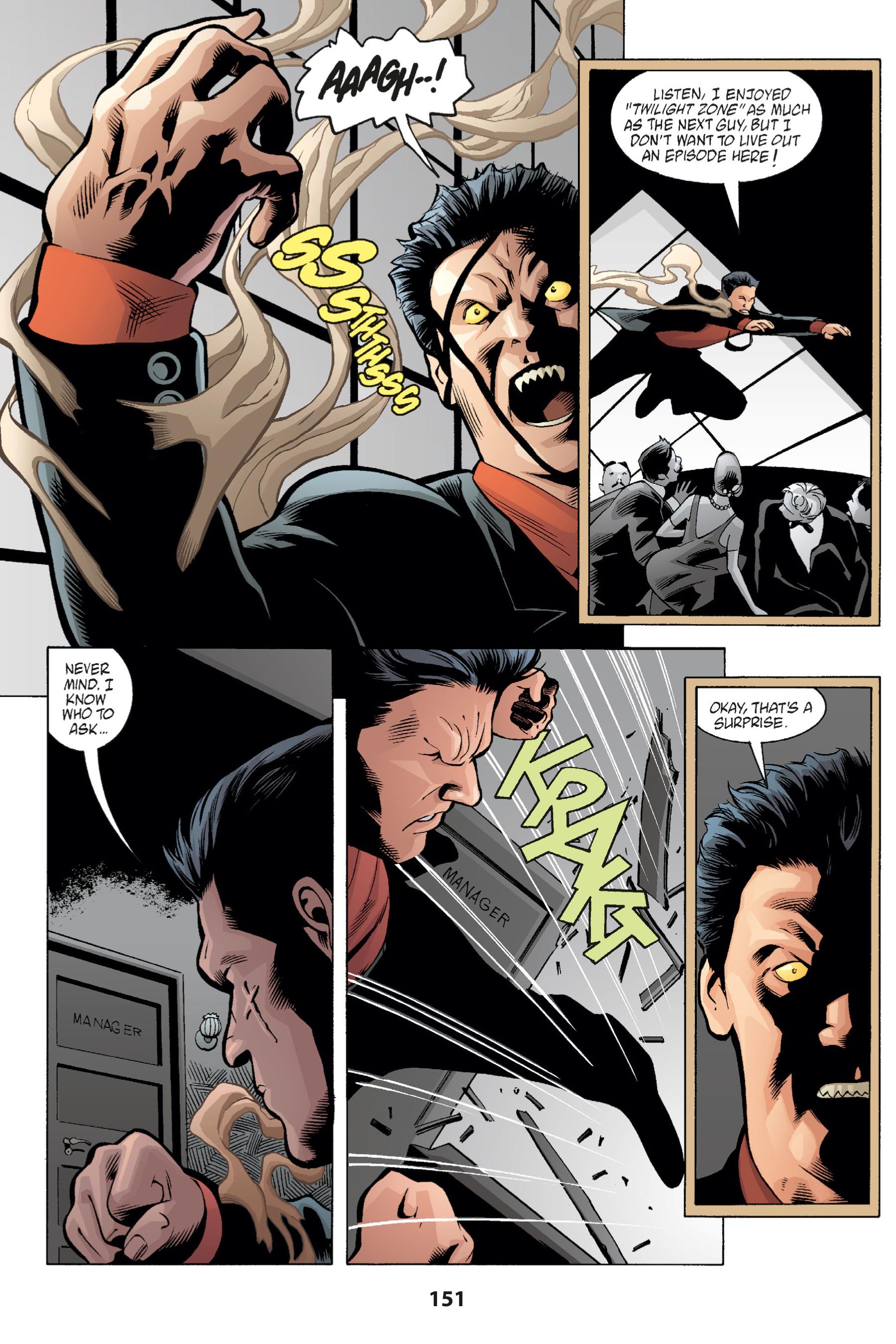 Read online Buffy the Vampire Slayer: Omnibus comic -  Issue # TPB 1 - 150