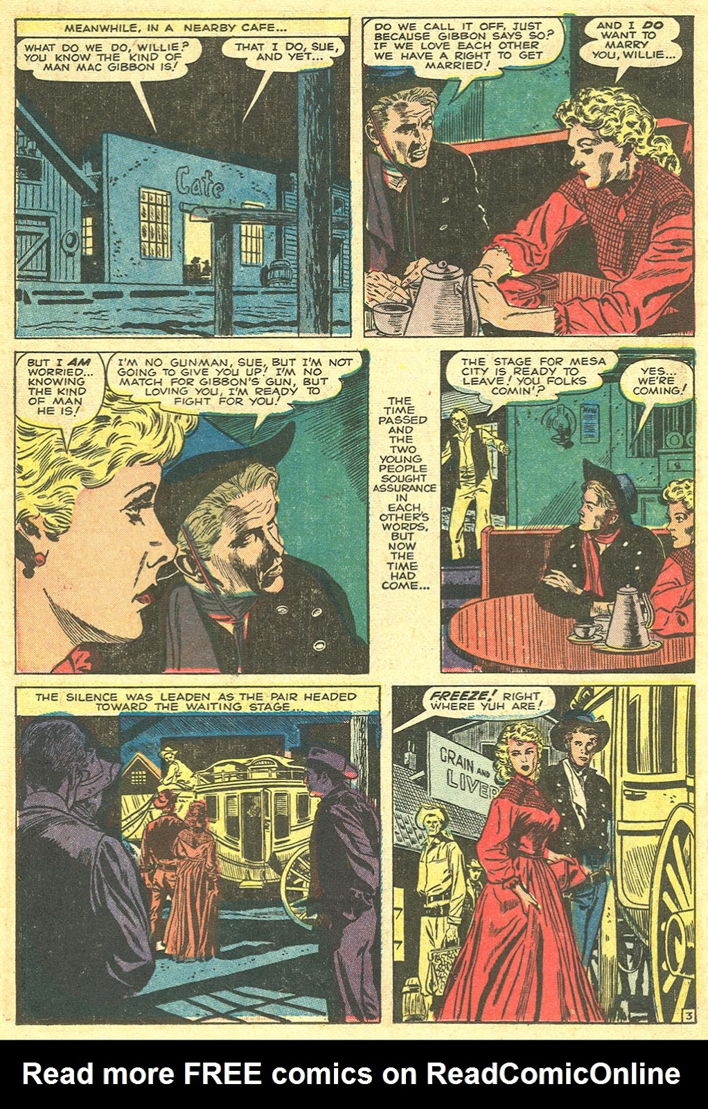 Gunsmoke Western issue 41 - Page 18