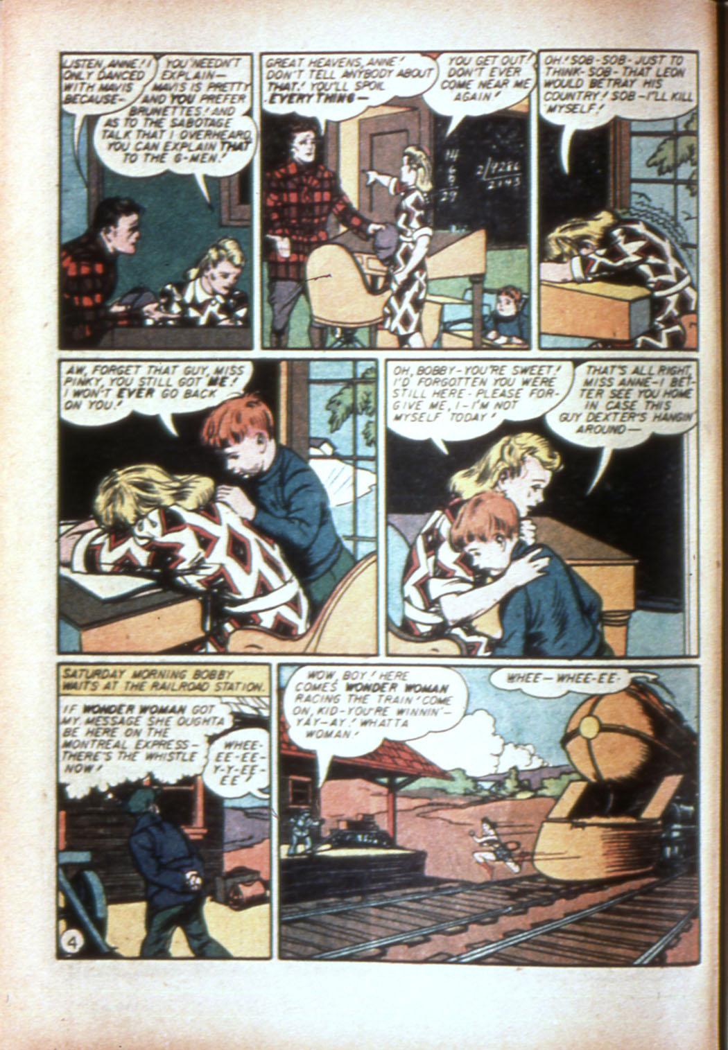 Read online Sensation (Mystery) Comics comic -  Issue #19 - 6