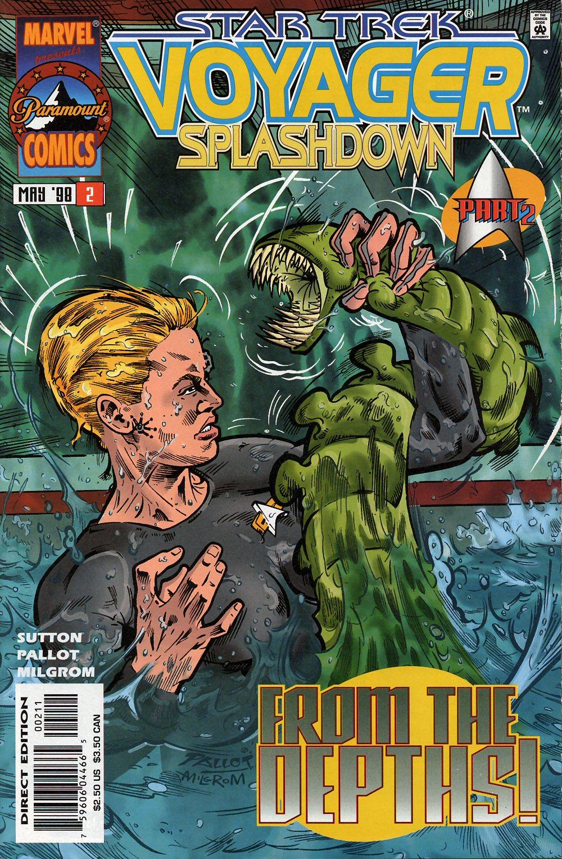 Star Trek: Voyager--Splashdown issue 2 - Page 1
