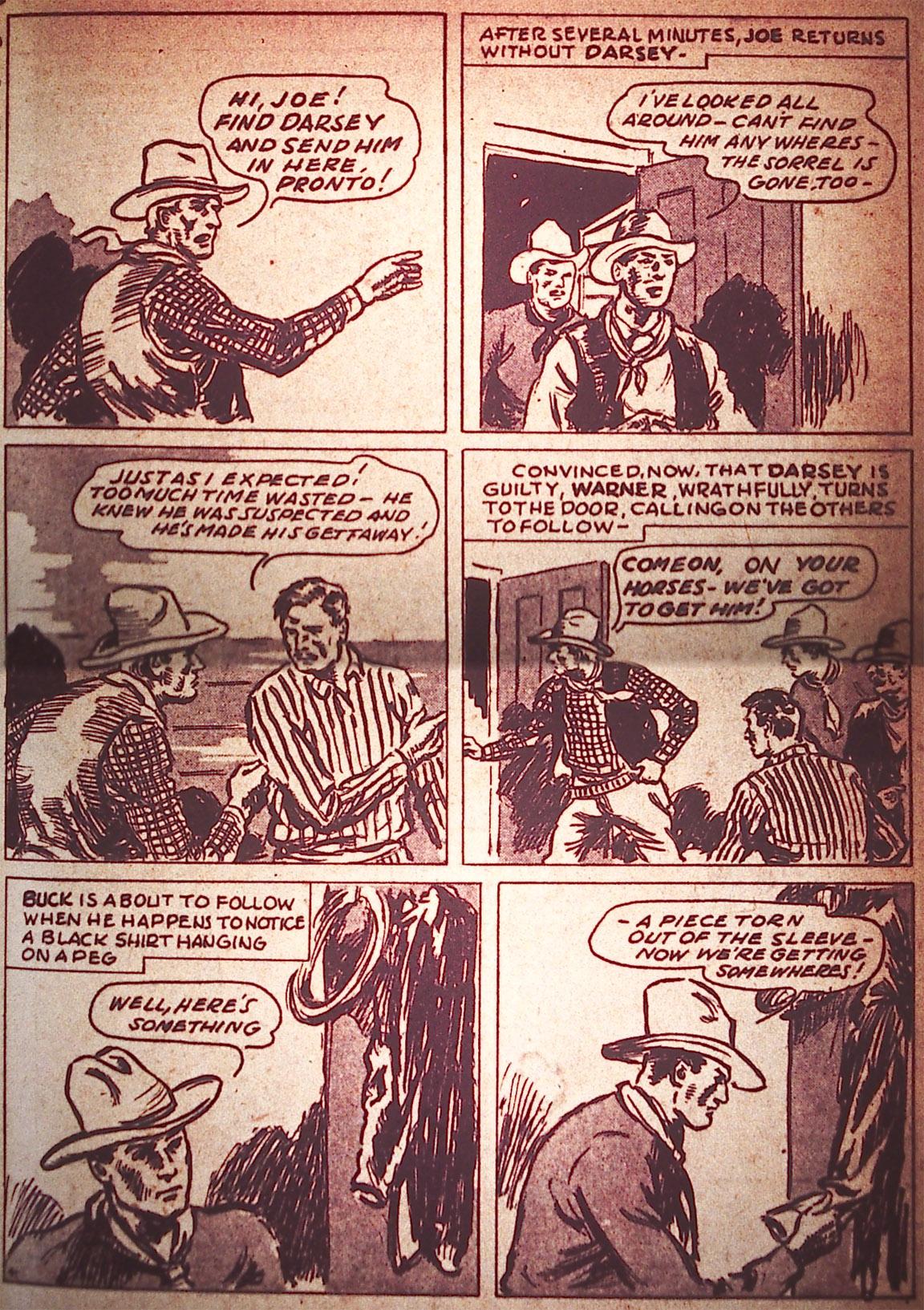 Read online Detective Comics (1937) comic -  Issue #5 - 19