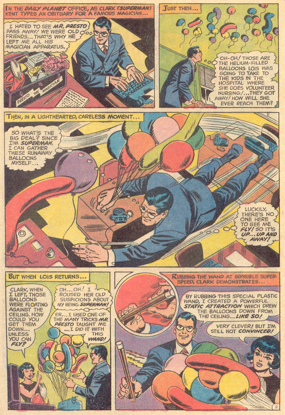 Read online Action Comics (1938) comic -  Issue #382 - 4