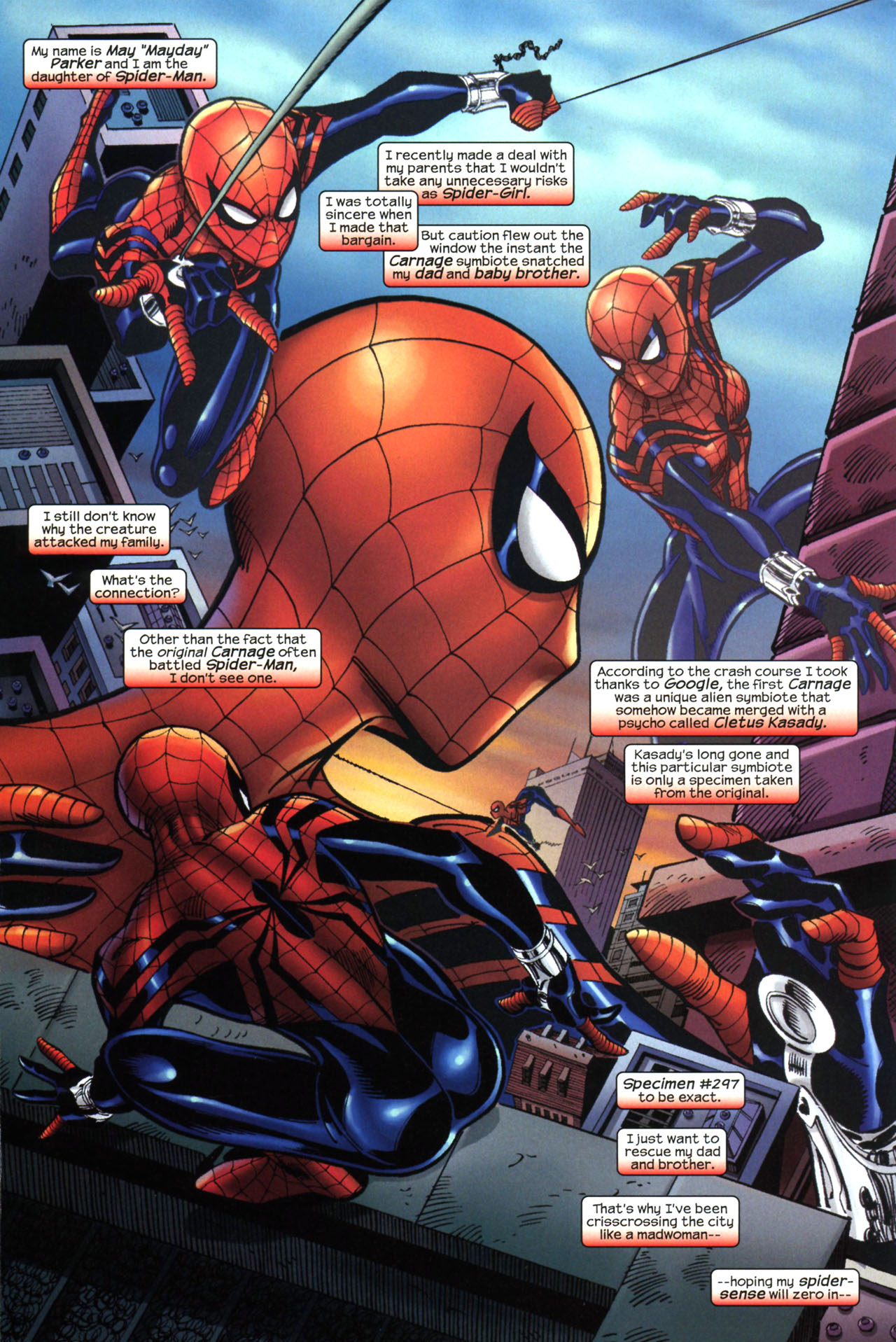 Read online Amazing Spider-Girl comic -  Issue #11 - 6