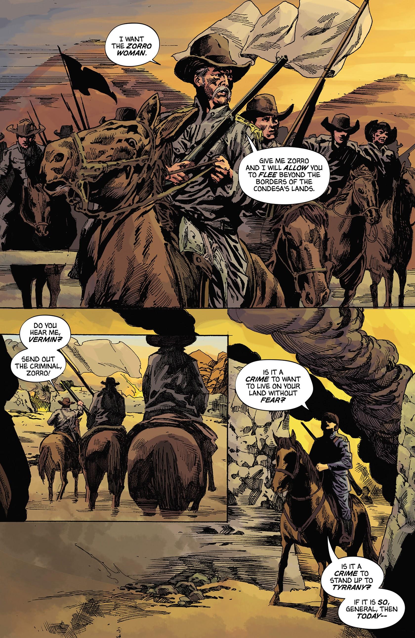 Lady Zorro 4 Page 3