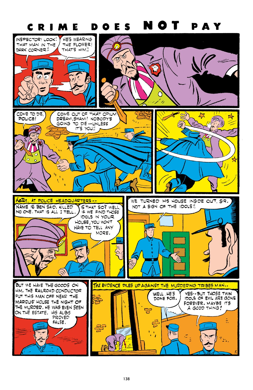 Read online Crime Does Not Pay Archives comic -  Issue # TPB 4 (Part 2) - 38