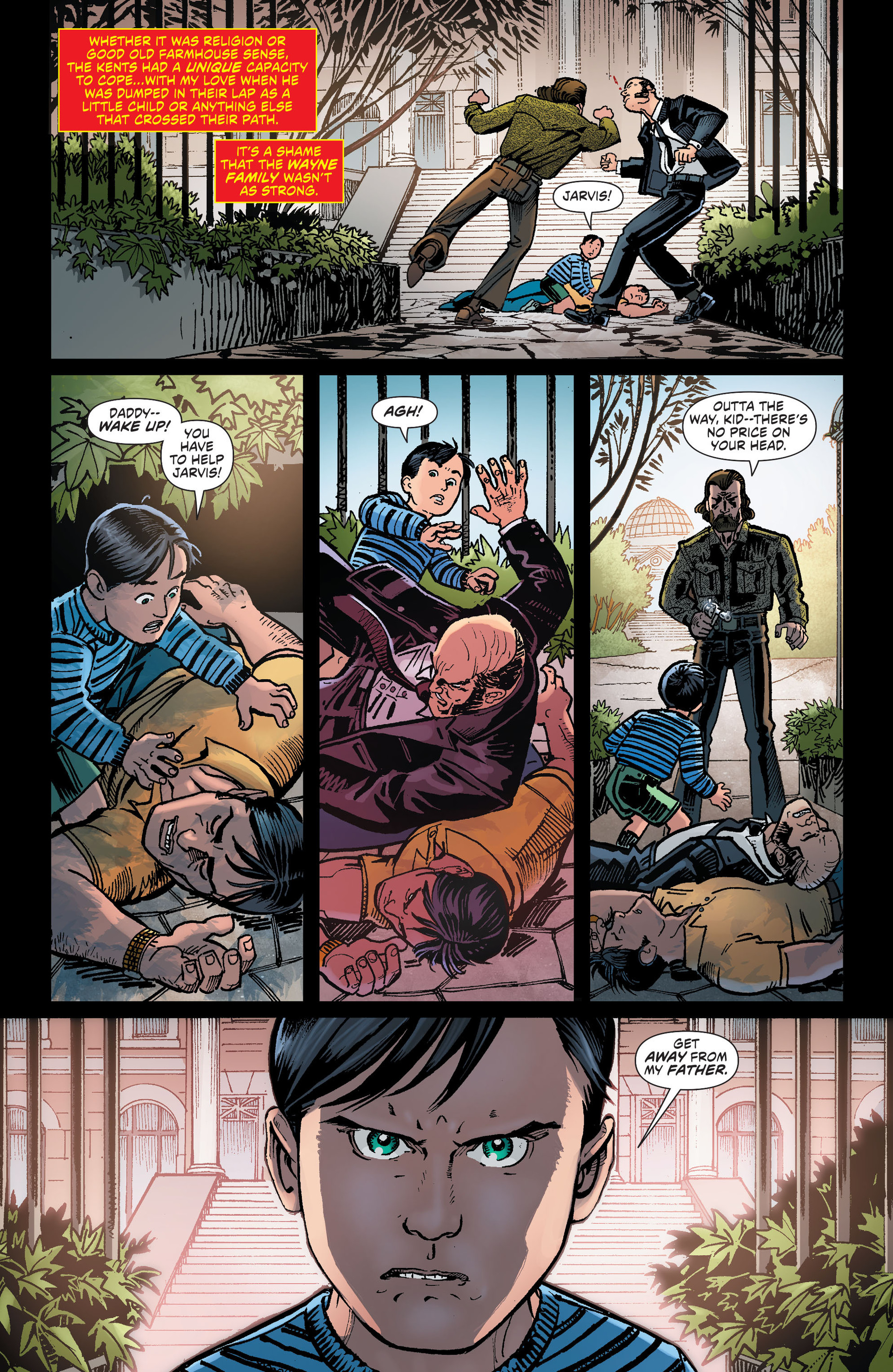 Read online Worlds' Finest comic -  Issue #28 - 19