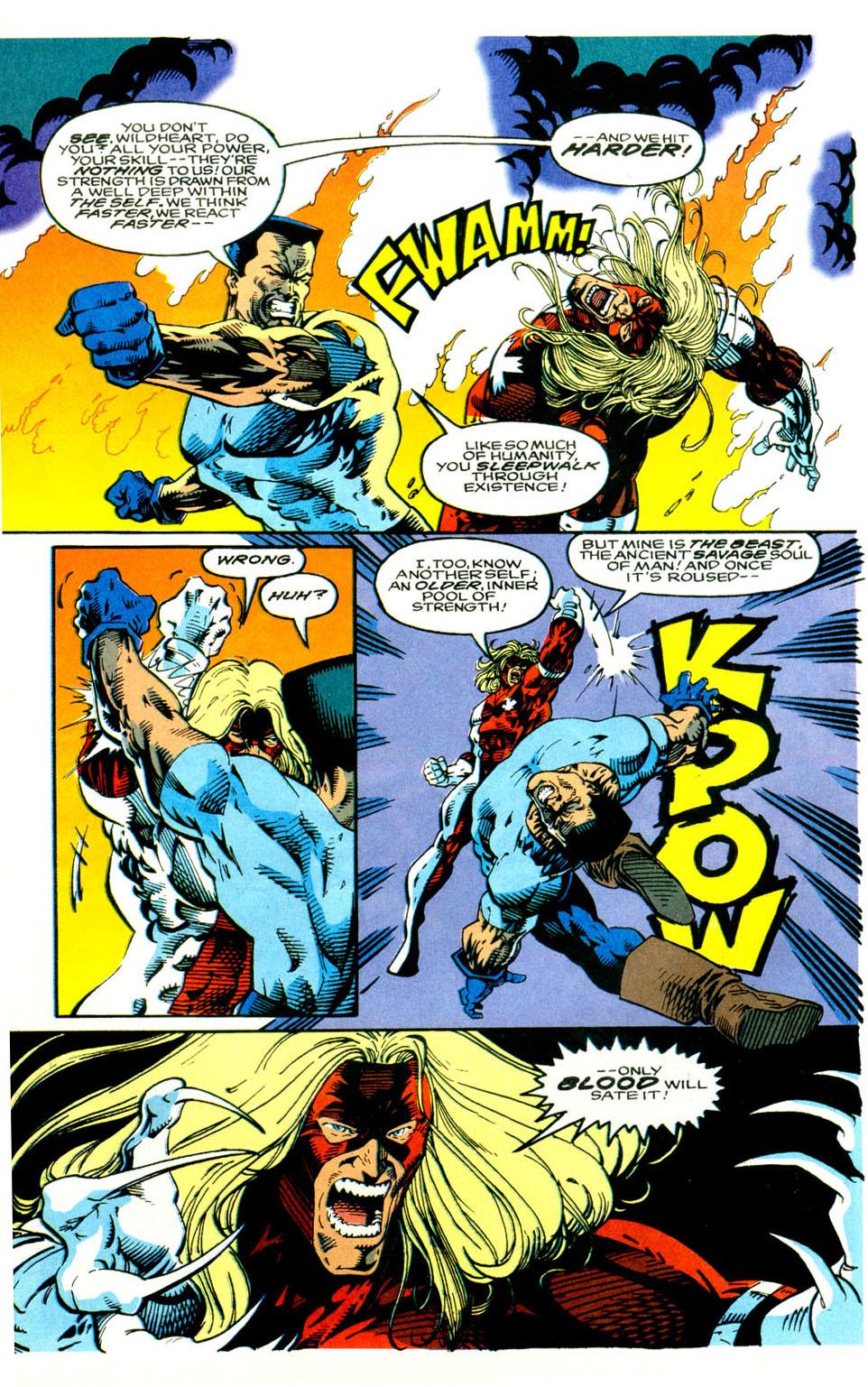 Read online Alpha Flight (1983) comic -  Issue #123 - 19