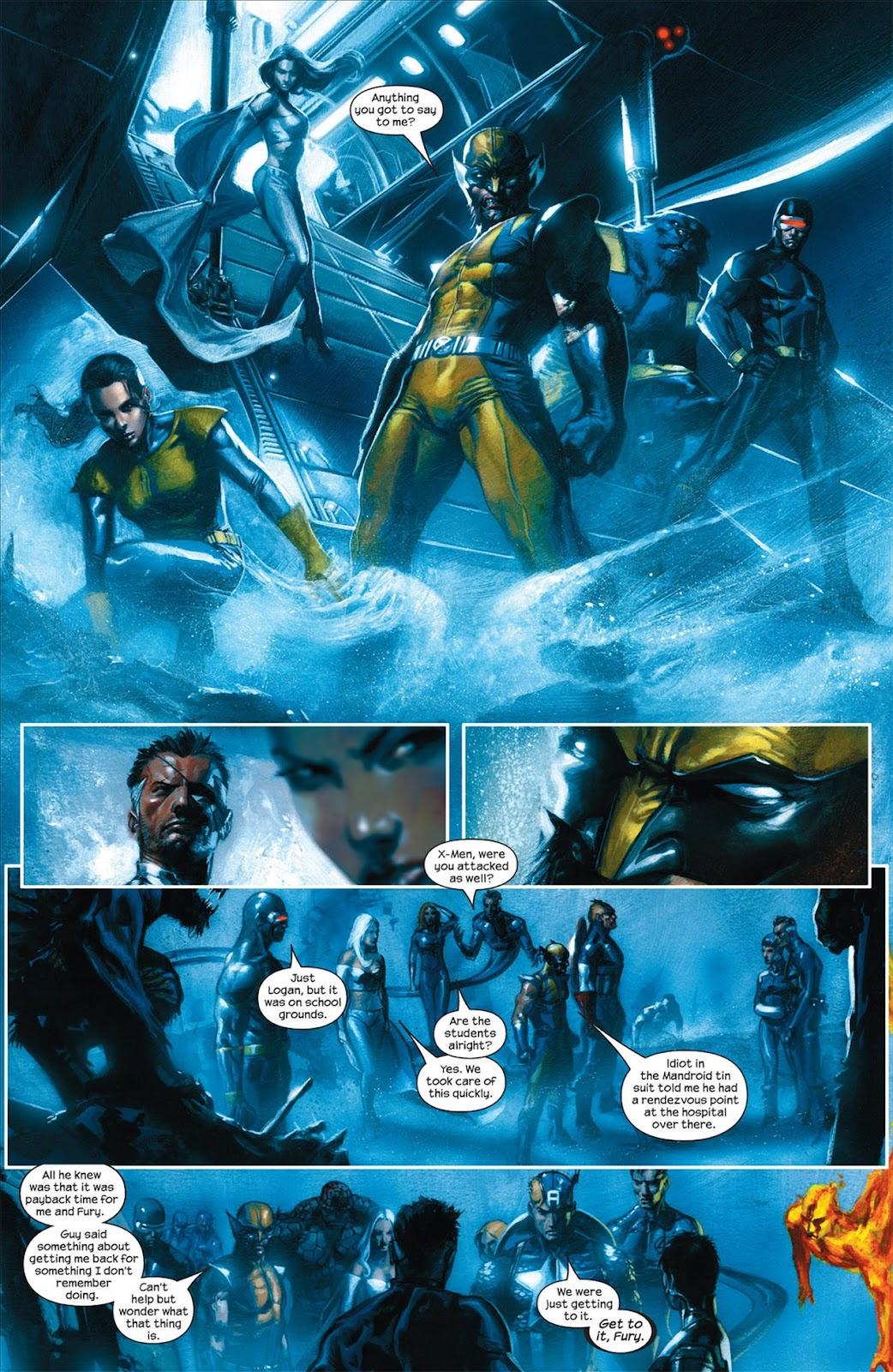 Read online Secret War comic -  Issue #5 - 14