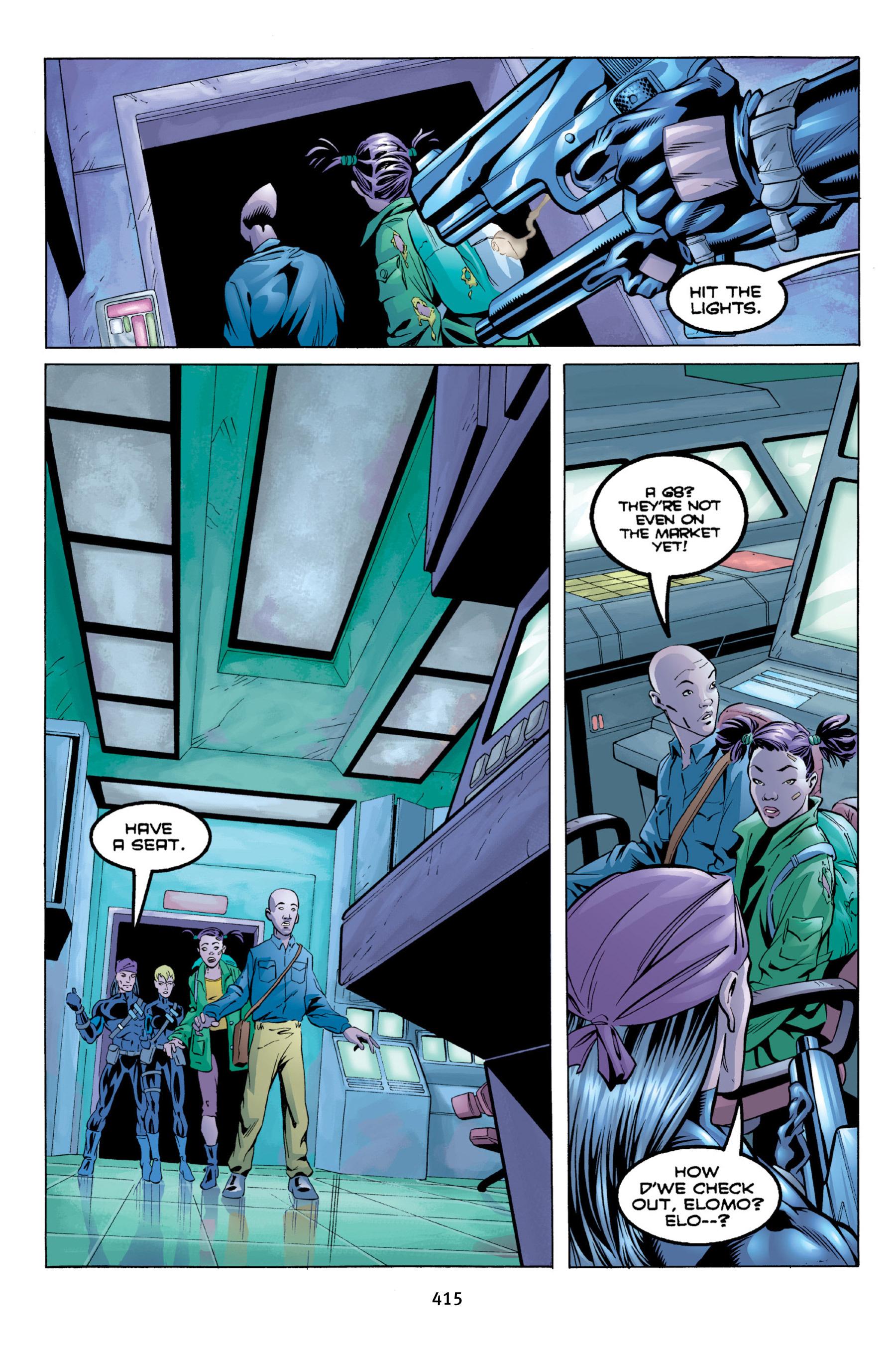 Read online Aliens vs. Predator Omnibus comic -  Issue # _TPB 2 Part 4 - 79