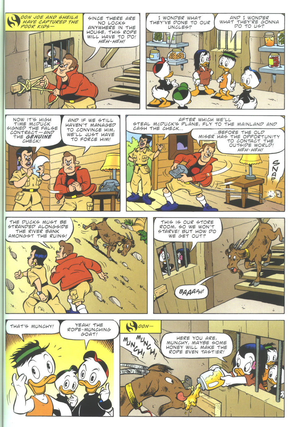 Read online Uncle Scrooge (1953) comic -  Issue #337 - 47