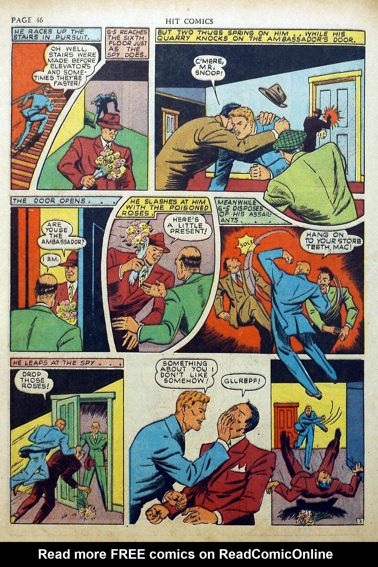 Read online Hit Comics comic -  Issue #17 - 48
