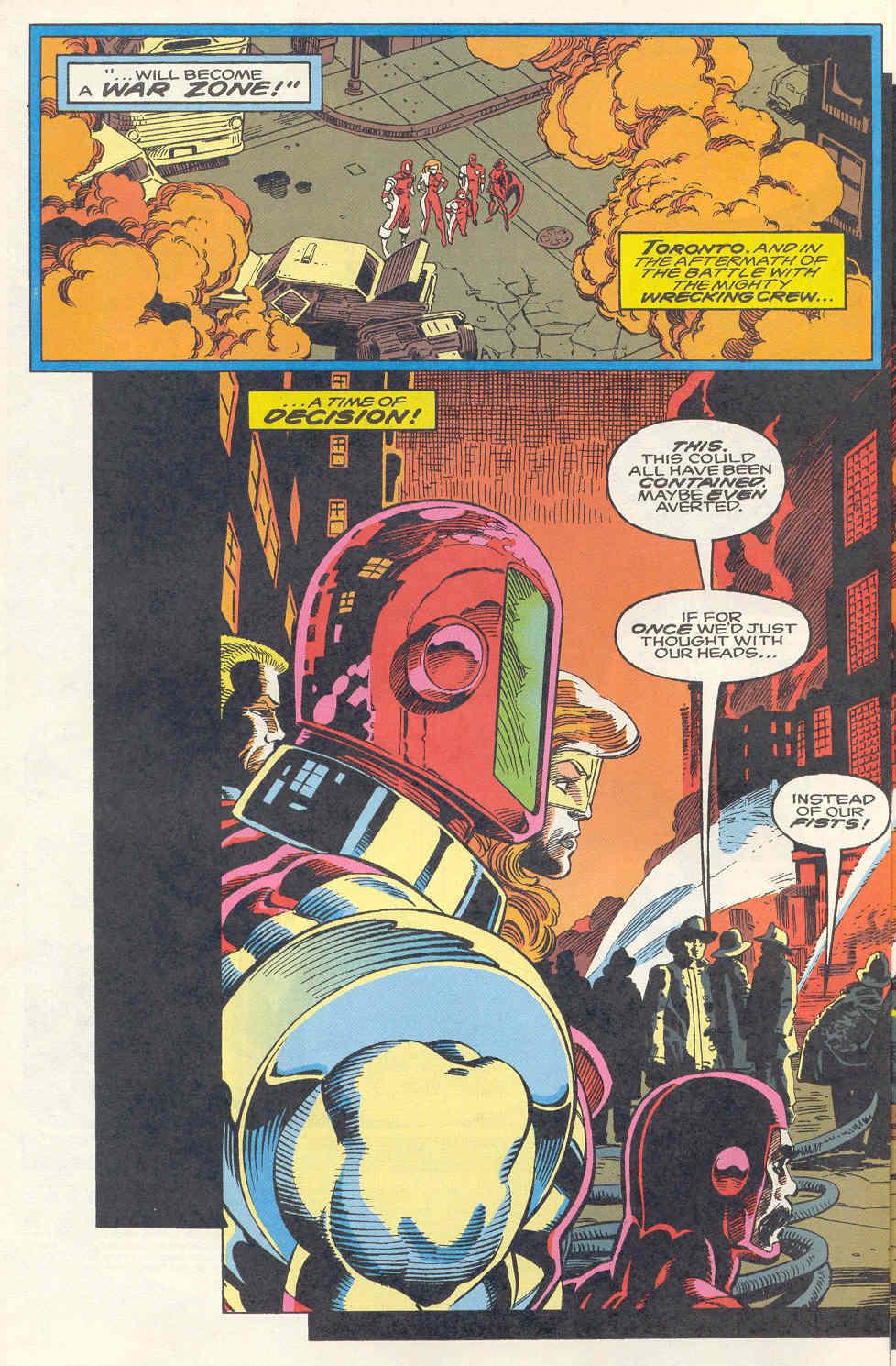 Read online Alpha Flight (1983) comic -  Issue #120 - 3