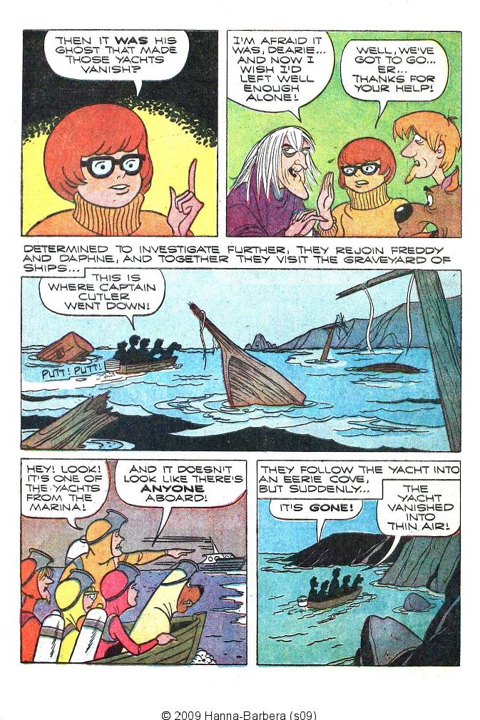 Read online Scooby-Doo... Where Are You! (1970) comic -  Issue #4 - 8