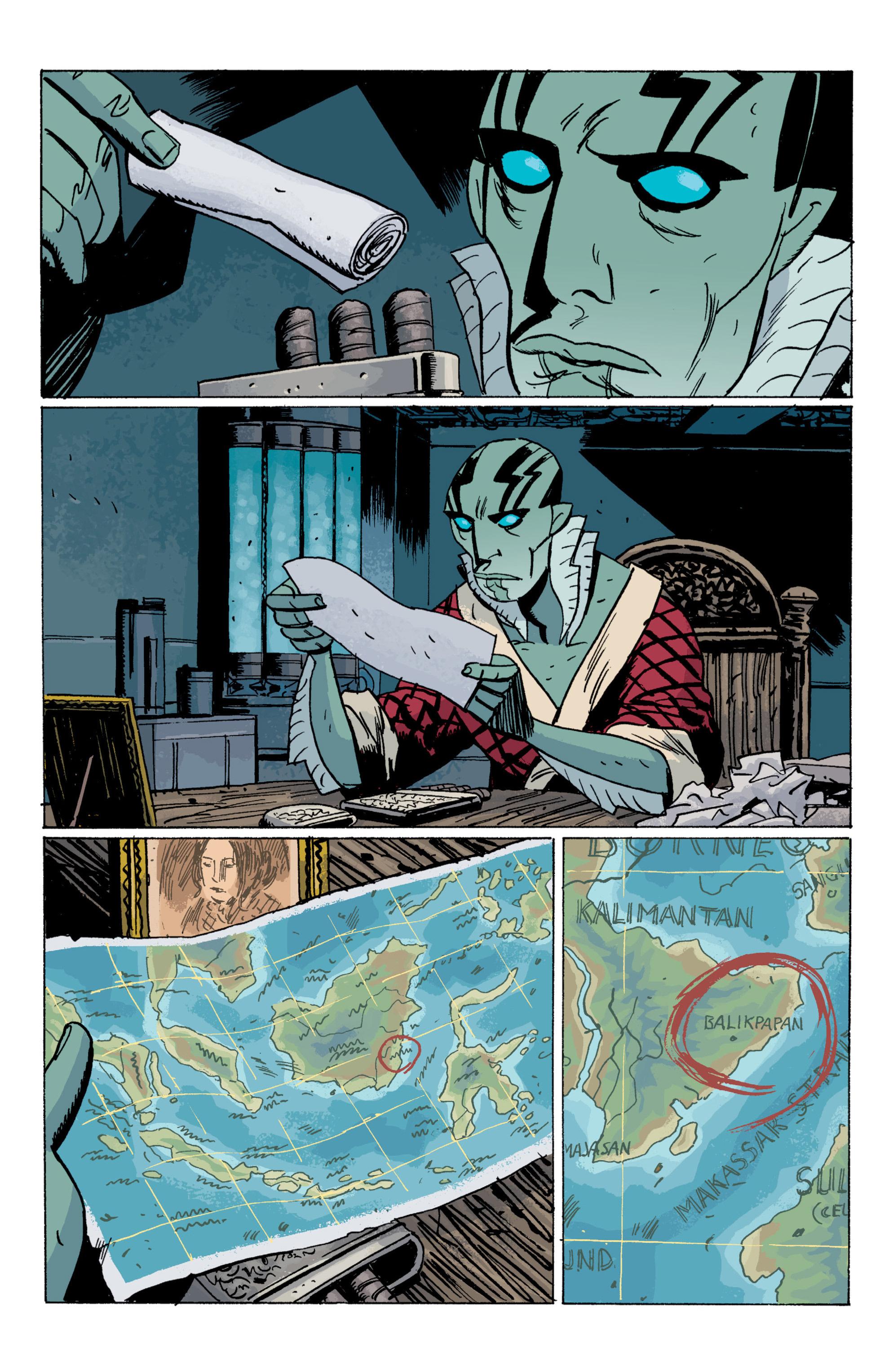 Read online B.P.R.D. (2003) comic -  Issue # TPB 7 - 32