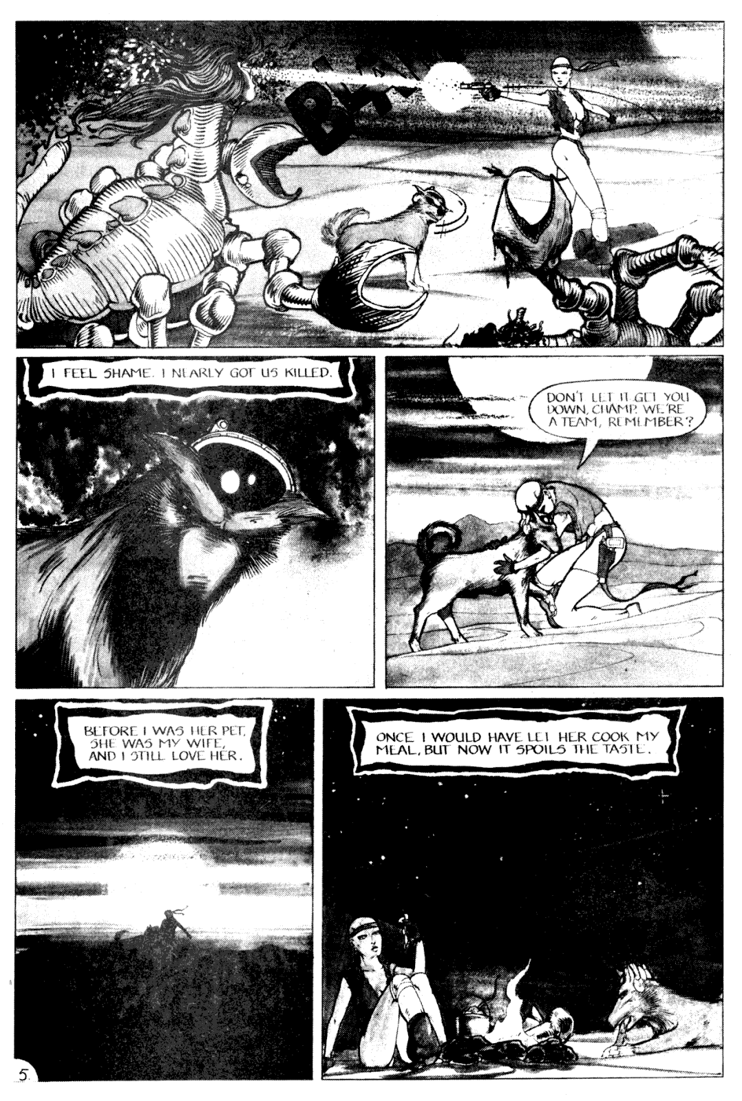 Shattered Earth issue 1 - Page 7