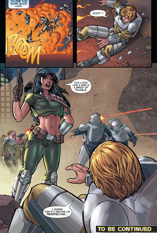 Classic Battlestar Galactica (2006) 1 Page 25