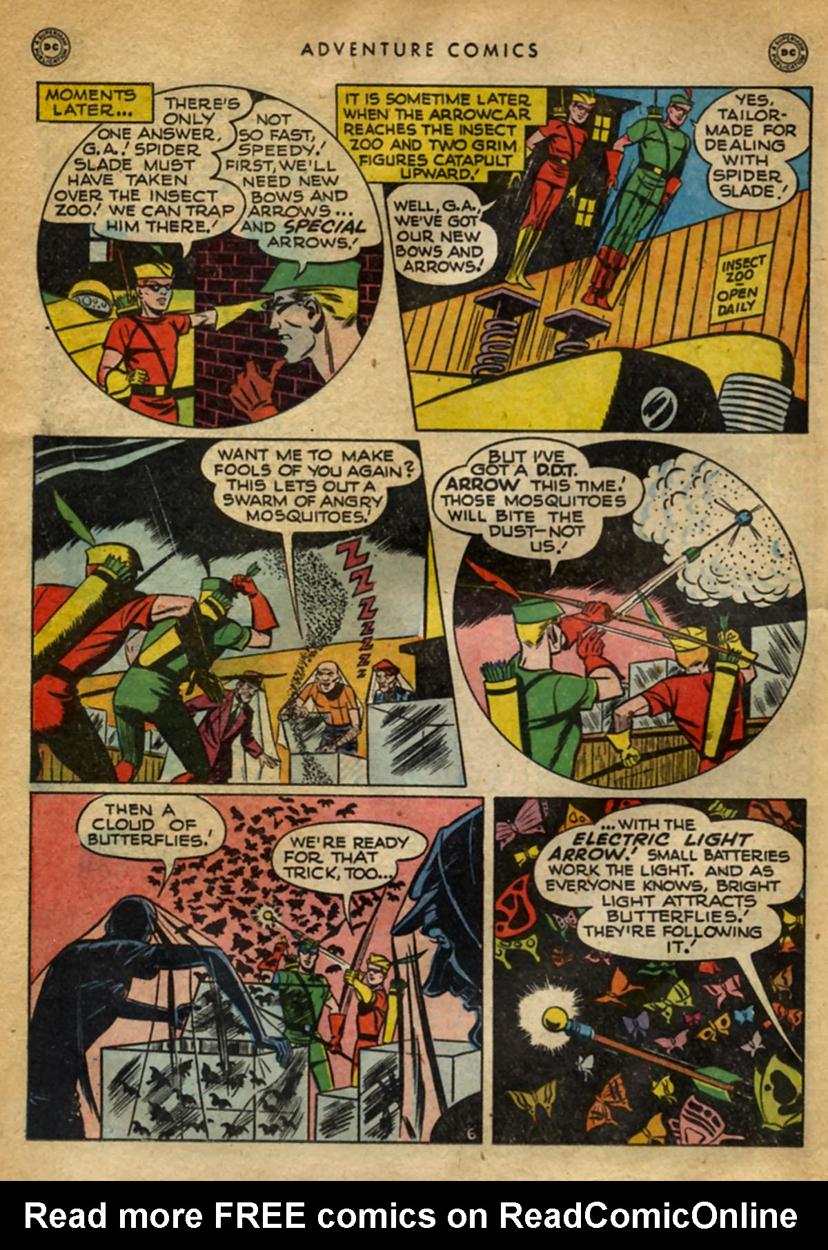 Read online Adventure Comics (1938) comic -  Issue #141 - 20