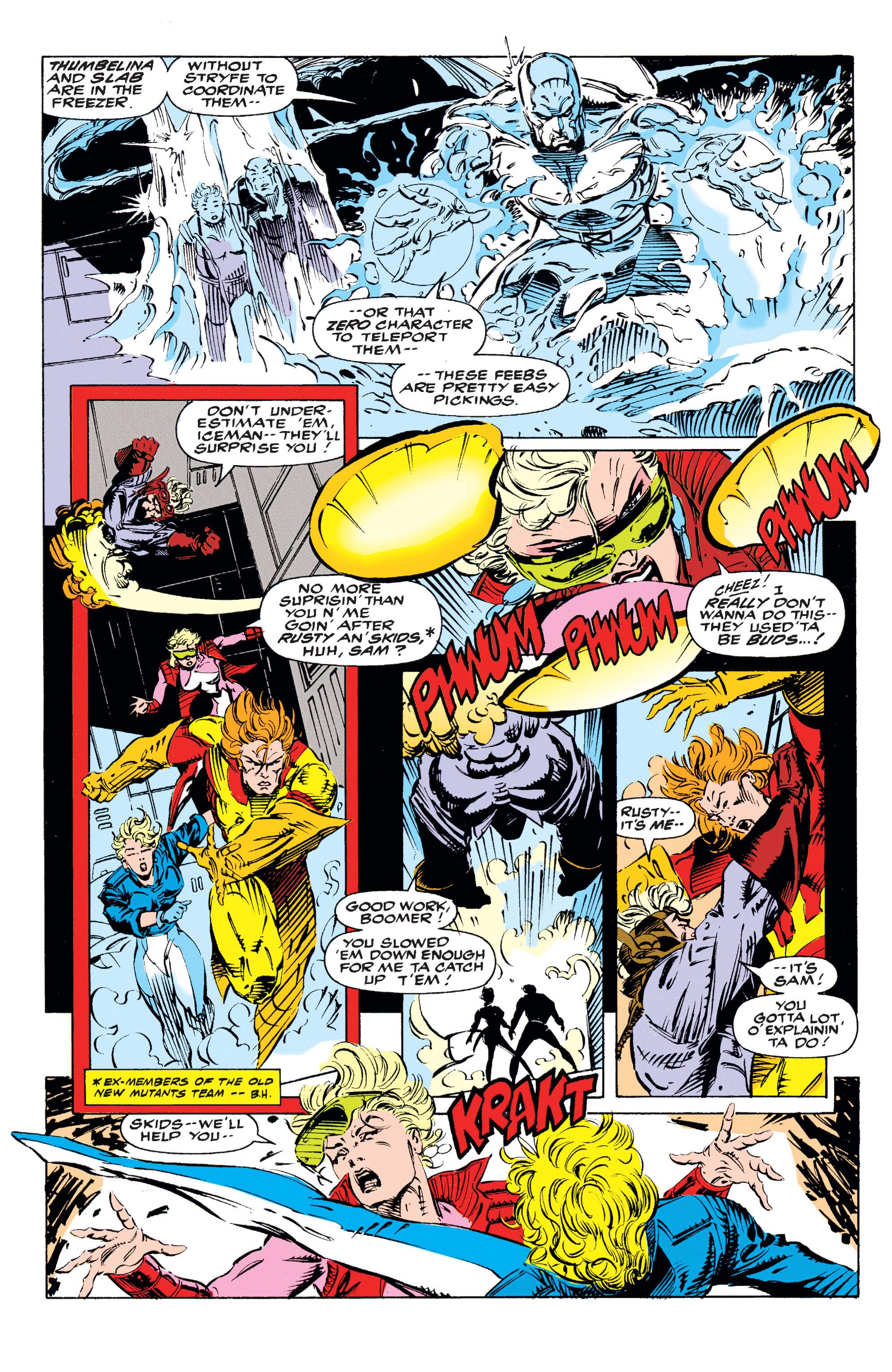 X-Men (1991) 15 Page 7