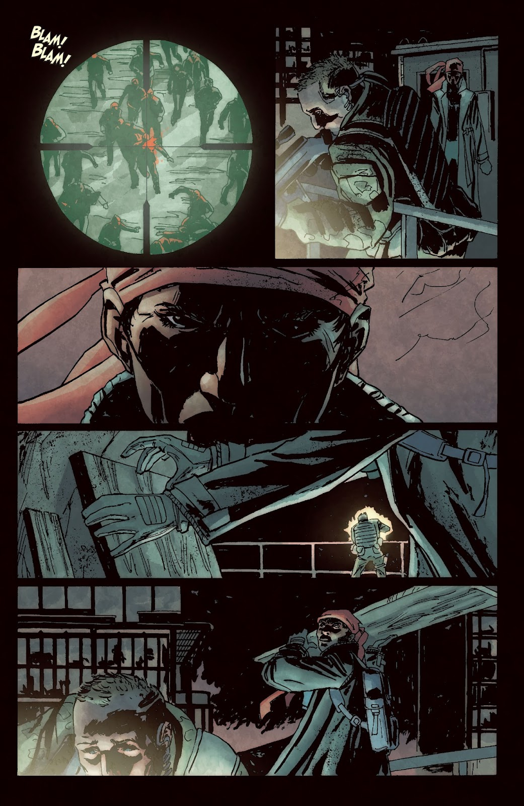 28 Days Later issue 23 - Page 12