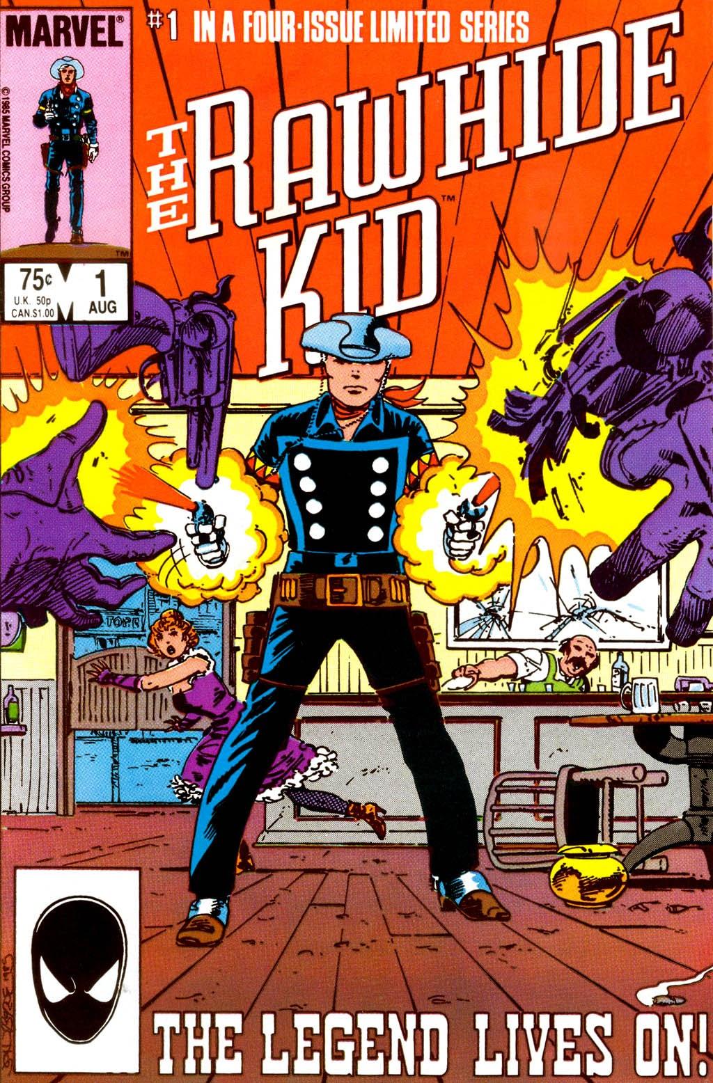 Rawhide Kid (1985) 1 Page 1