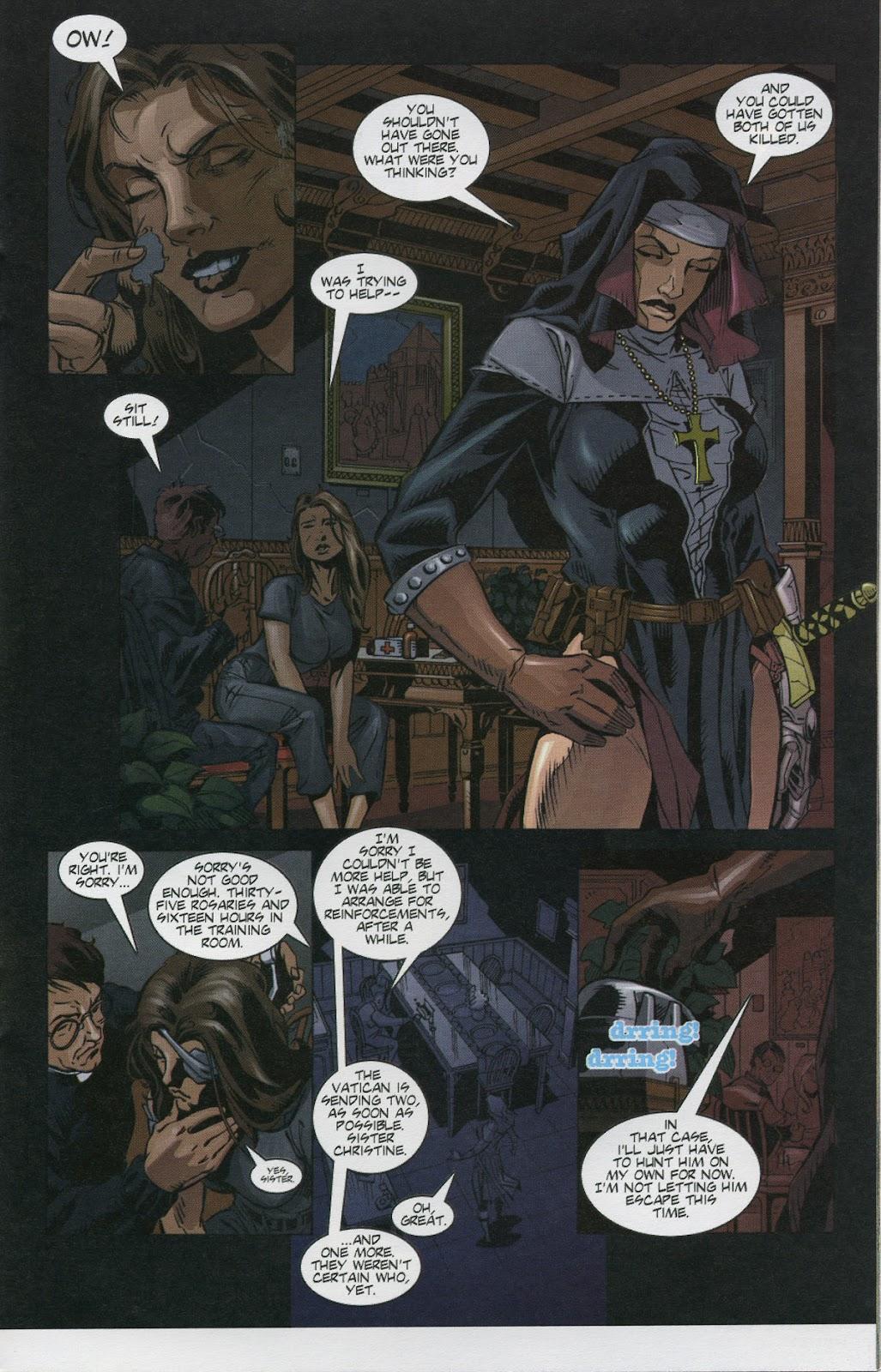 Warrior Nun Areala (1997) Issue #4 #4 - English 15
