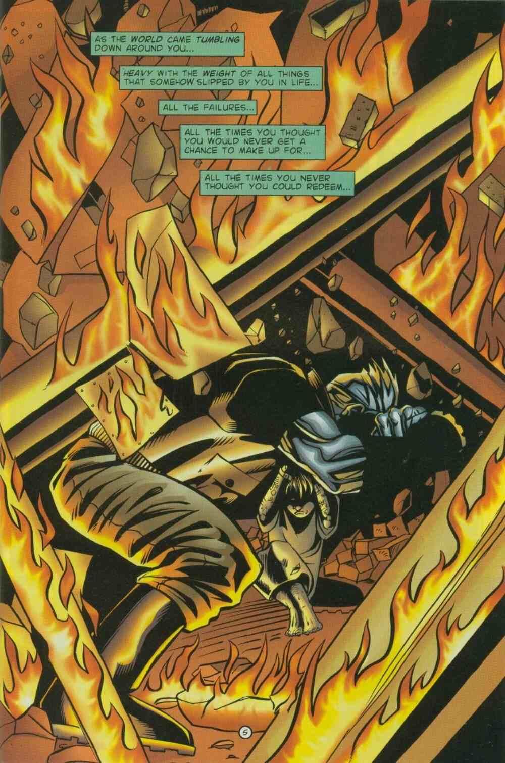 Read online Ultraverse Premiere comic -  Issue #7 - 7