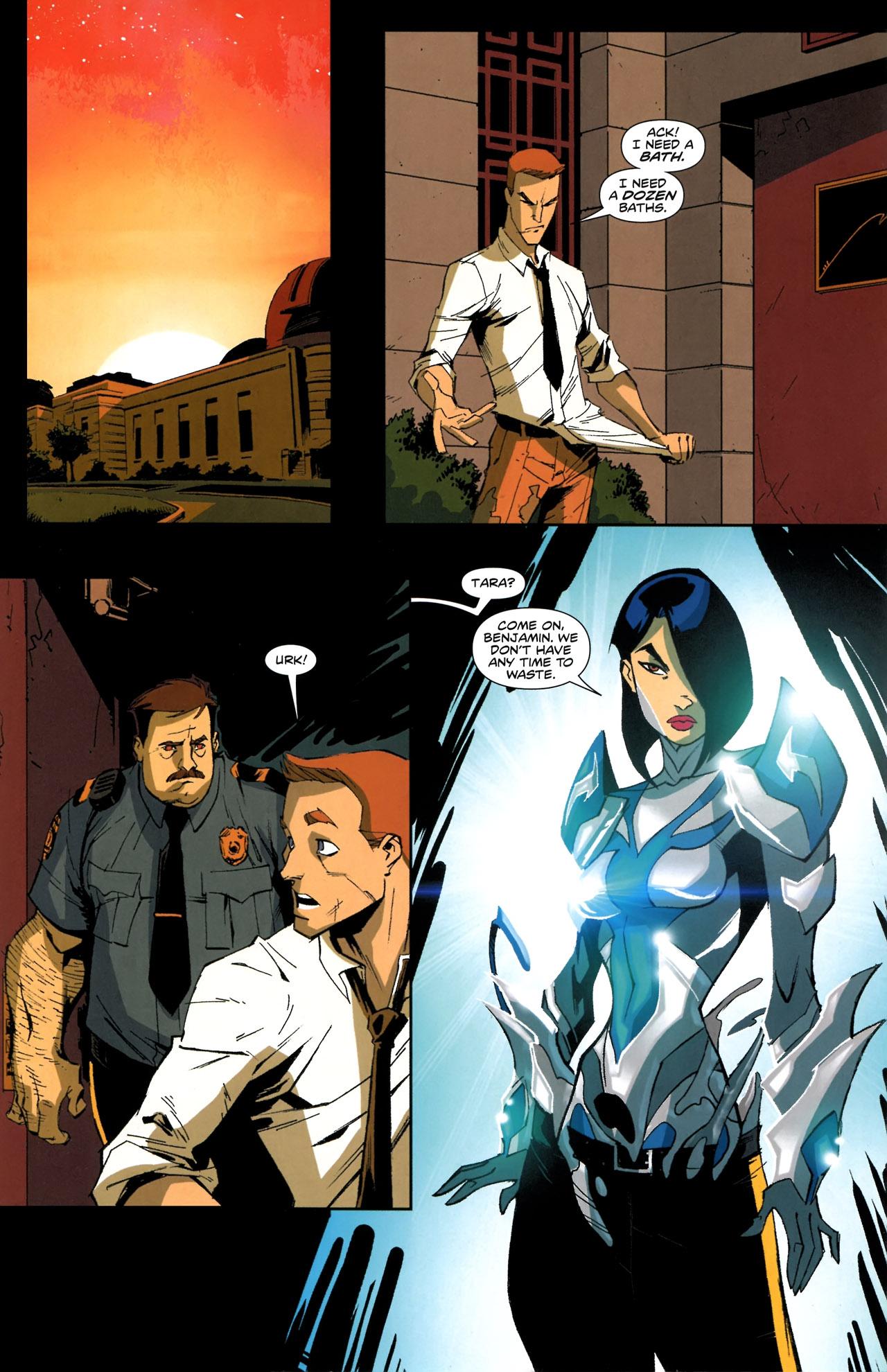 Read online Soldier Zero comic -  Issue #4 - 32
