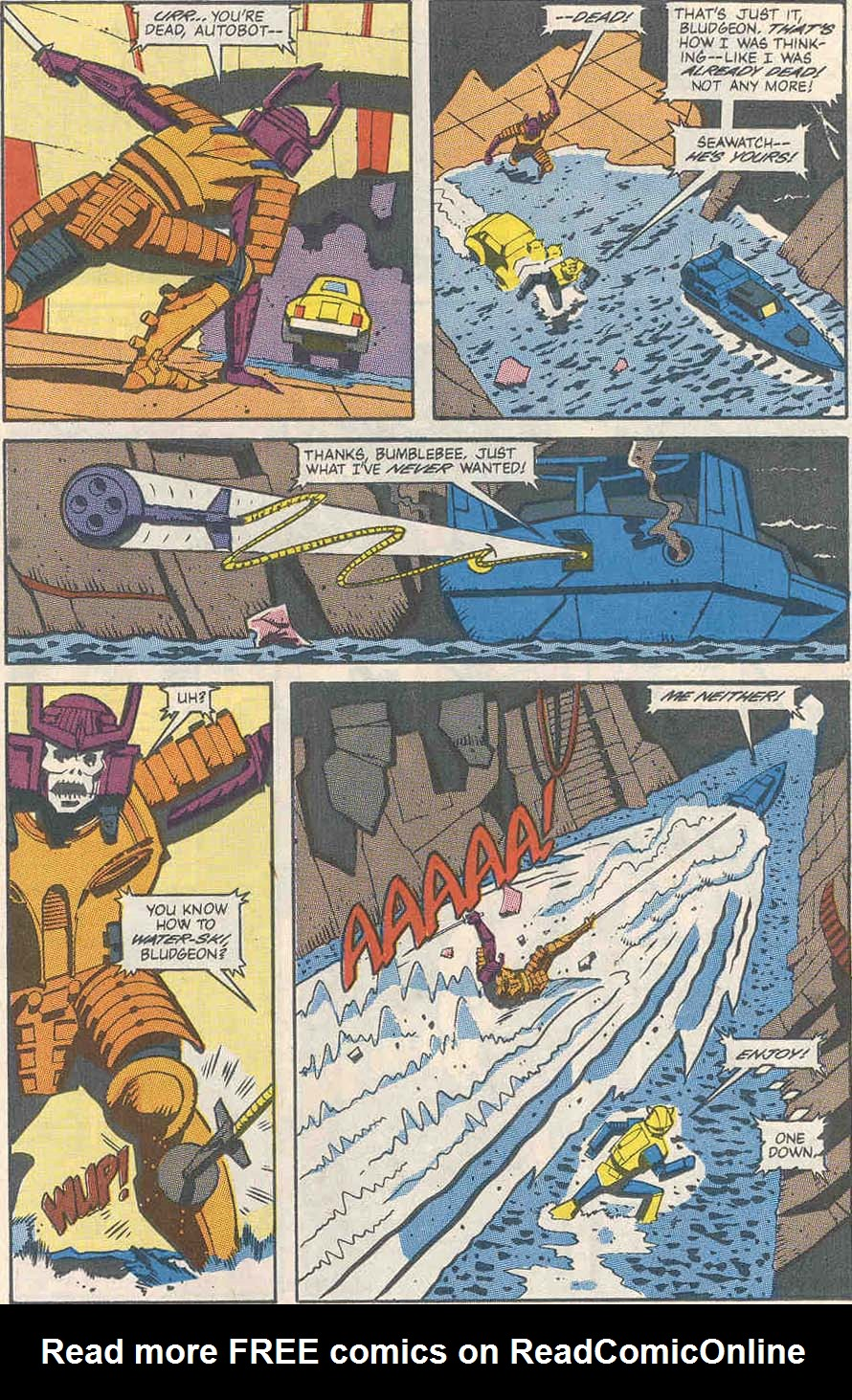 The Transformers (UK) 261 Page 2