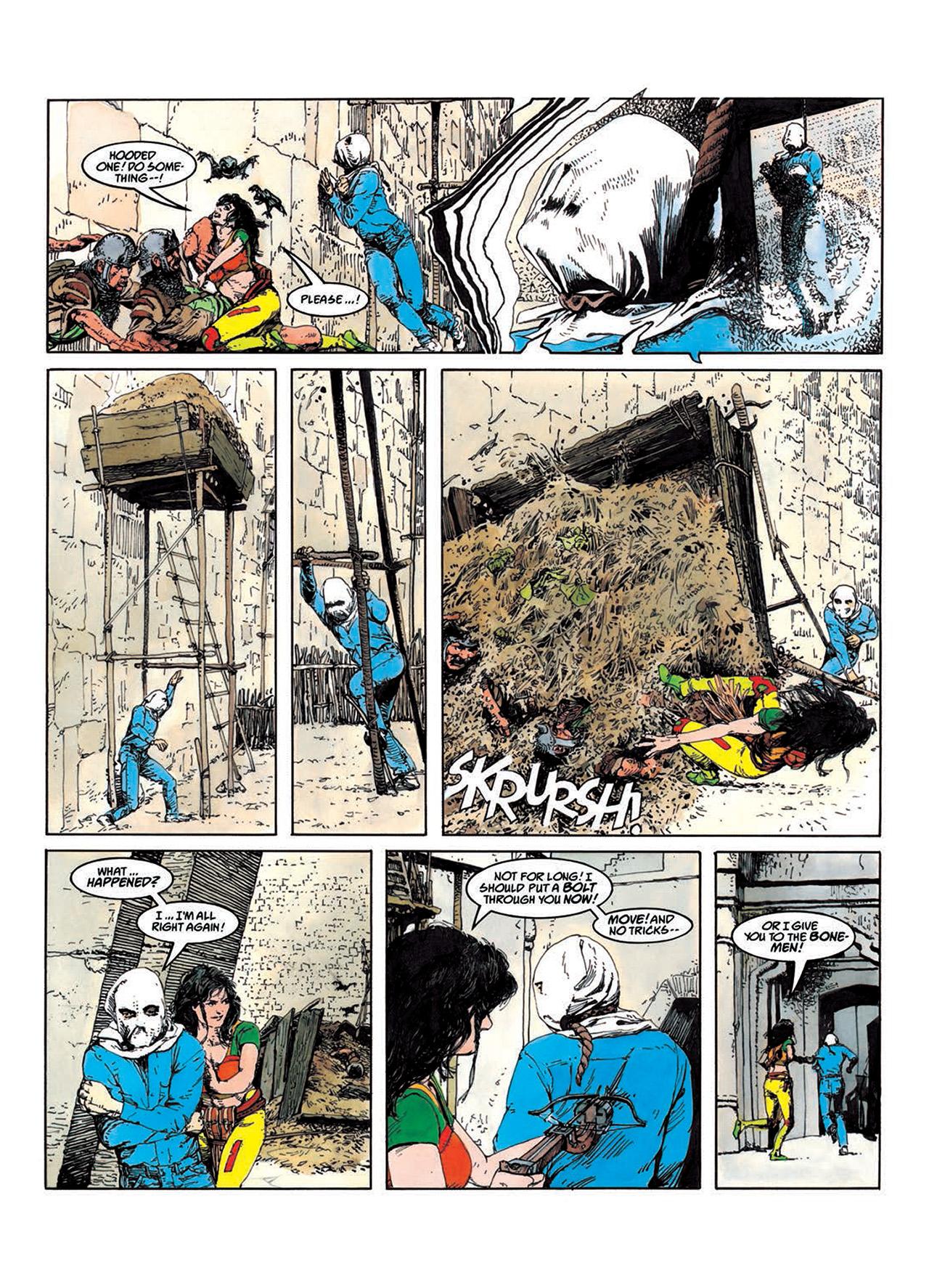 Read online Mazeworld comic -  Issue # TPB - 16